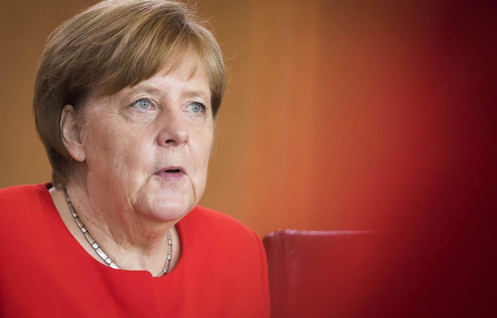 «Nous avons besoin d'une plus grande convergence économique entre États membres au sein de la zone euro», a déclaré la chancelière allemande, Angela Merkel.