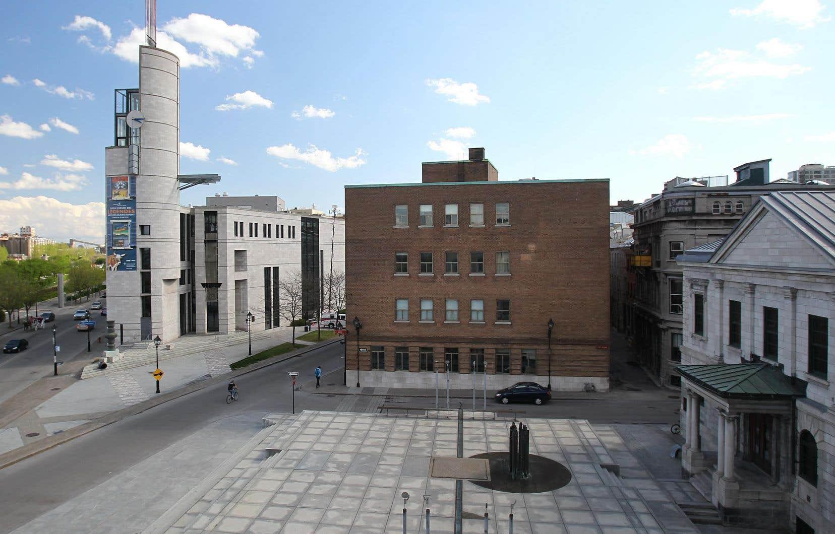 Pointe-à-Callière, cité d'archéologie et d'histoire de Montréal