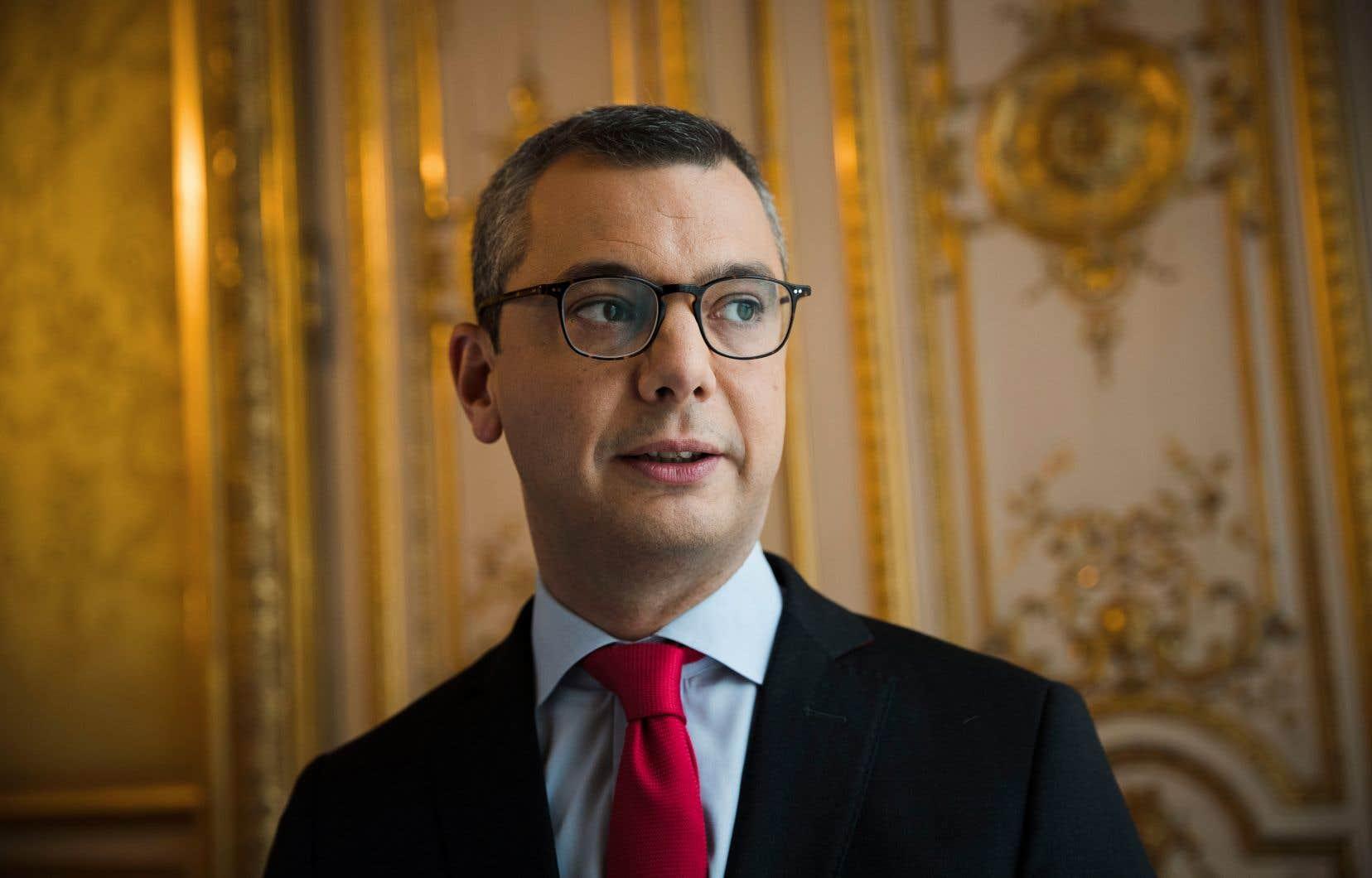 Le secrétaire général de l'Élysée, Alexis Kohler, a déclaré qu'il a «toujours informé sa hiérarchie des situations dans lesquelles il aurait pu se trouver en conflit d'intérêts».