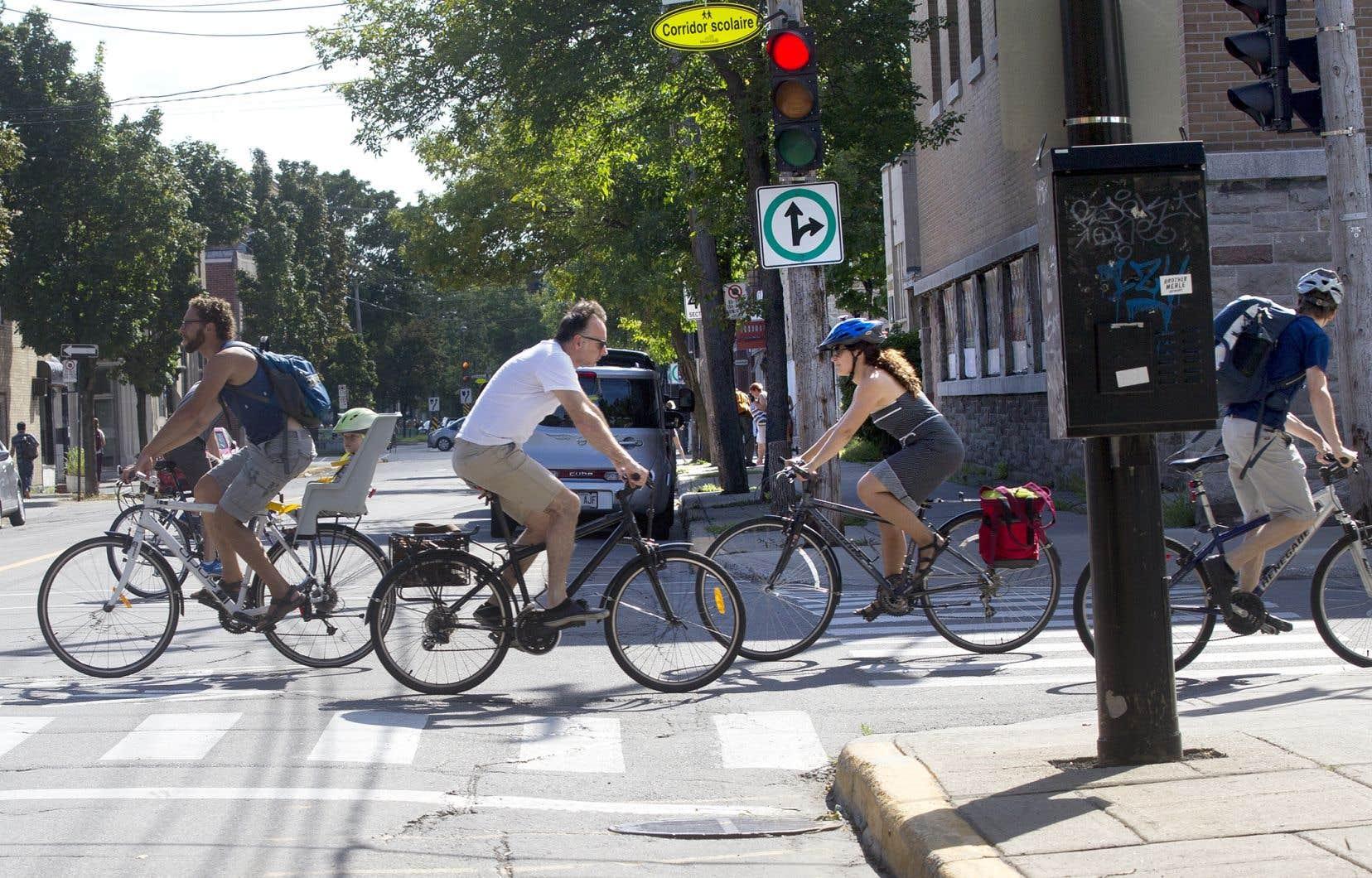 «Il me semble évident que nous pouvons augmenter notre civisme sans diminuer le plaisir de rouler à vélo.»