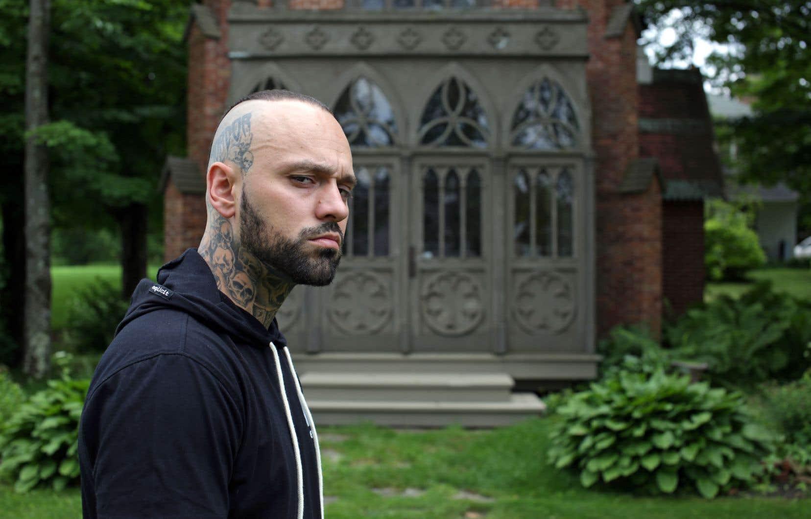 Un récent webreportage réalisé par «Vice» donne la pleine mesure du chemin parcouru par Souldia depuis sa sortie de prison, il y a huit ans.