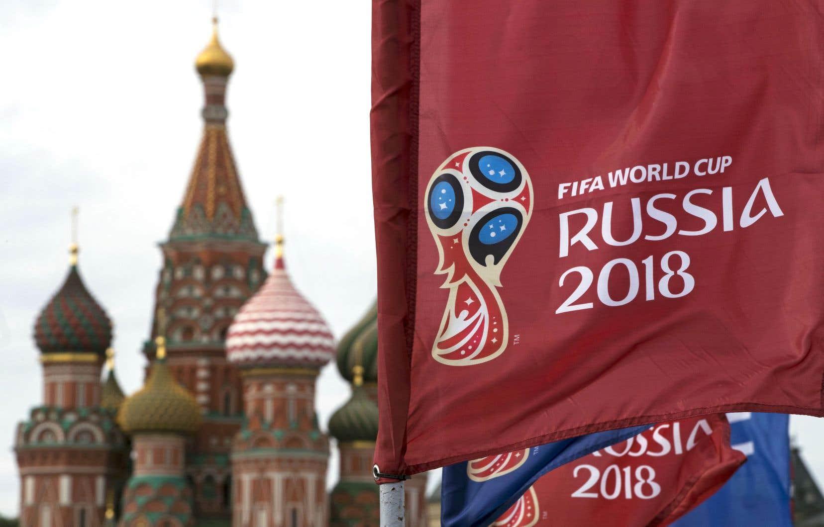 En raison du décalage horaire avec la Russie, la plupart des rencontres seront diffusées en avant-midi.