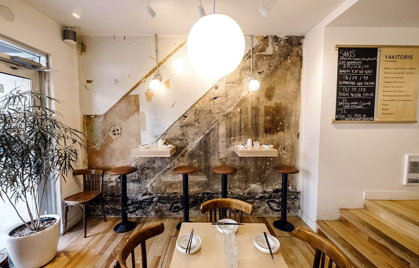 Table À Manger Japonaise honō izakaya, un pub urbain à la japonaise | le devoir
