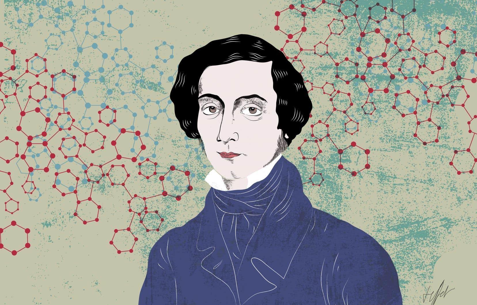 Selon Alexis de Tocqueville, la science pure, celle qui cherche à connaître les grands principes, demande du temps et de la méditation.