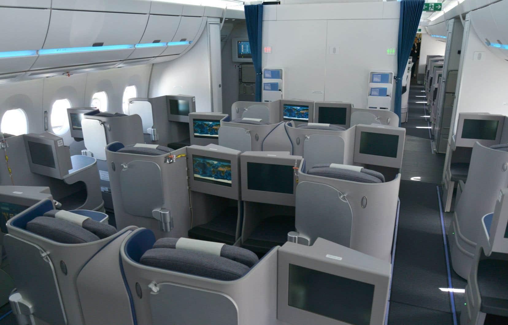 La fabrication de toilettes pour l'avion de ligne A350 XW d'Airbus sera transférée en Californie.