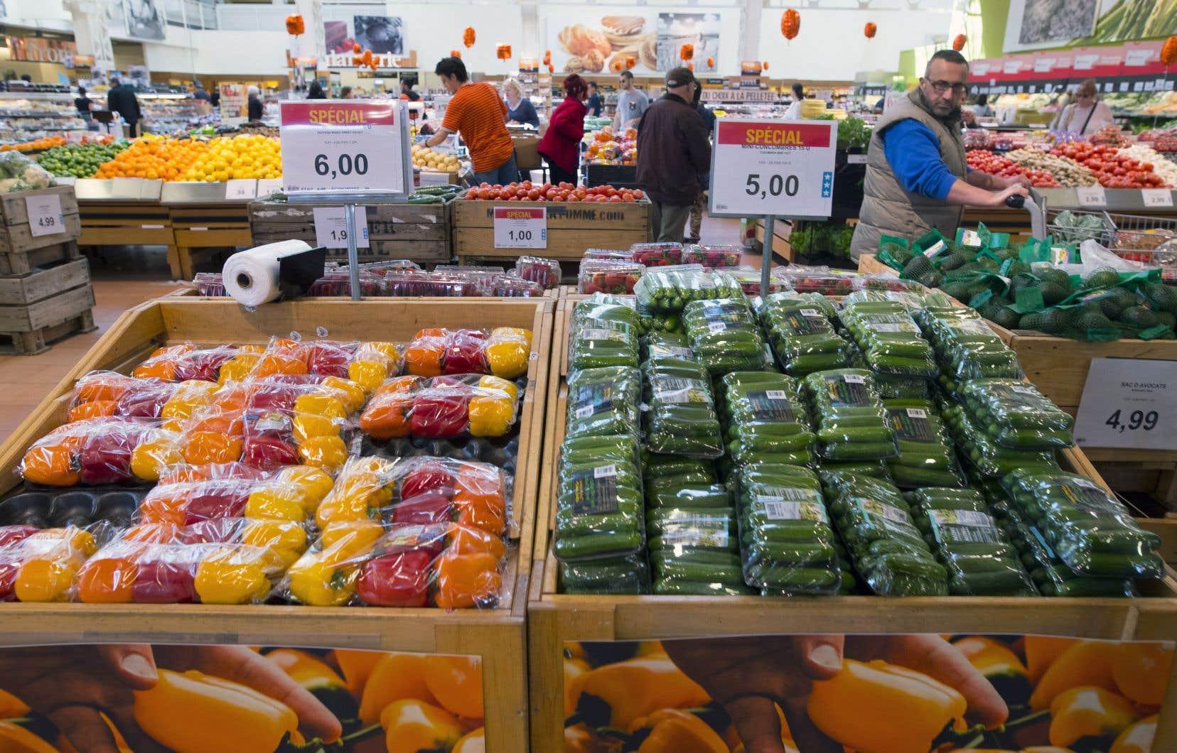 Les chiffres établissent à 400milliards la valeur du marché de l'emballage, dont 60% est destiné à l'alimentation.