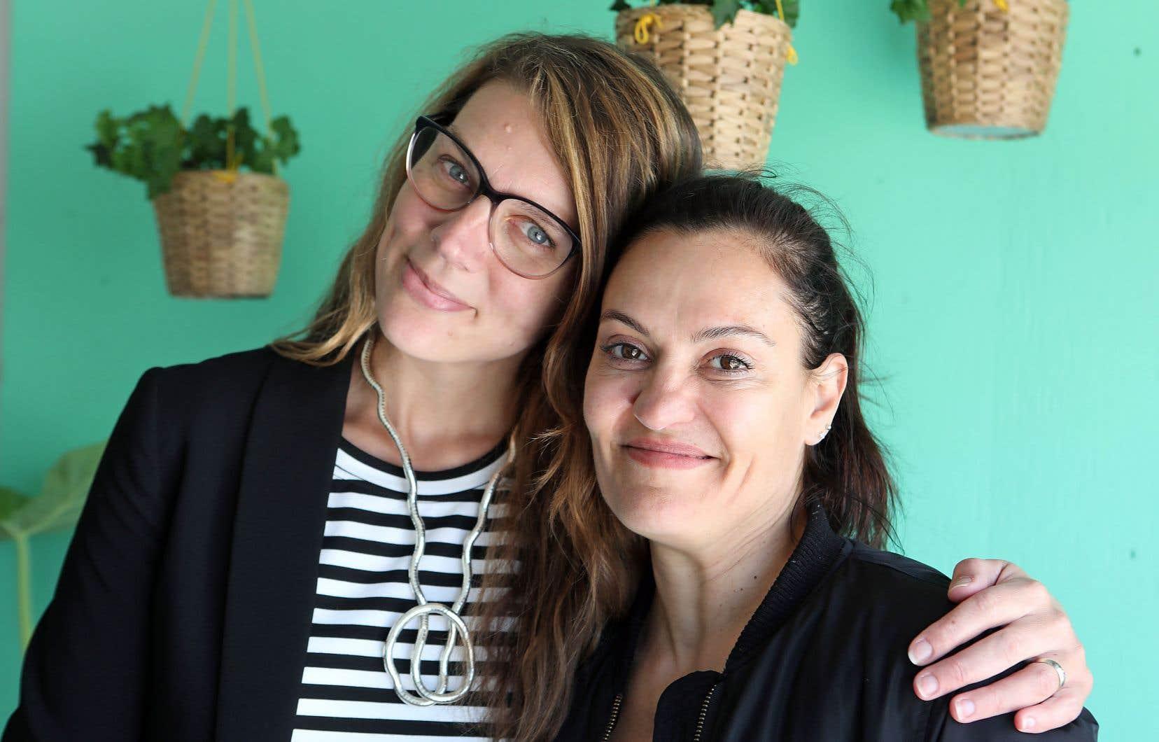 Jennifer-Ann Weir a recruté Brigitte Poupart, qui réalisera un documentaire sur l'accession à la parité homme-femme dans l'industrie de la musique.