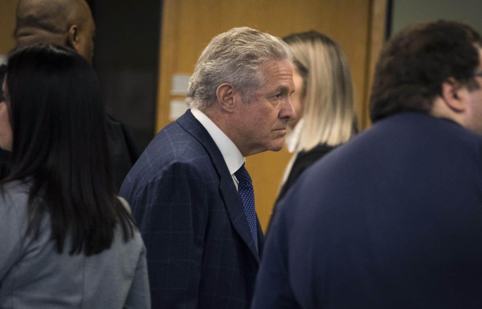L'ex-entrepreneur Tony Accurso était le dernier témoin à son procès pour fraude.