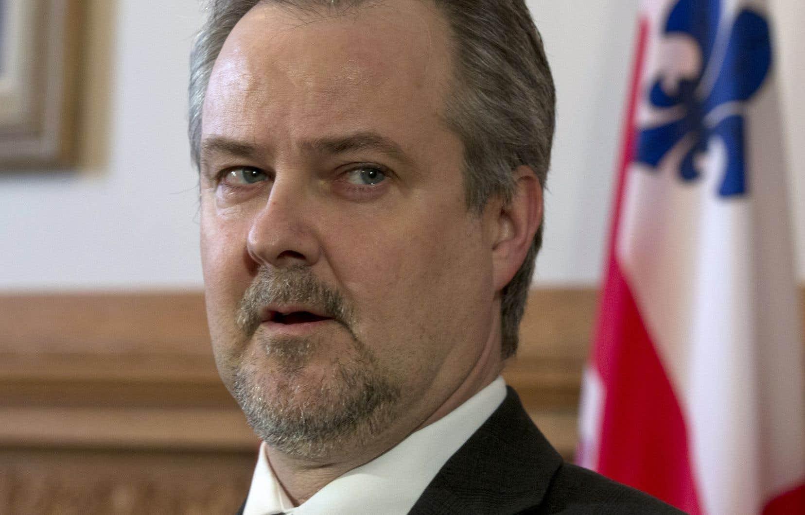 <p>Denis Gallant a été nommé inspecteur général de la Ville de Montréal en février 2014 afin de surveiller les processus de passation et d'exécution des contrats.</p>