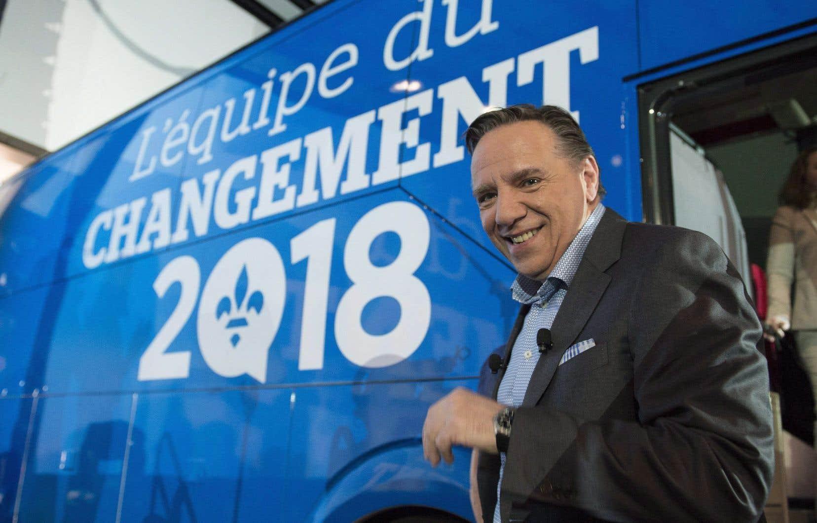 François Legault se démarque en plus comme «meilleur premier ministre» pour le tiers des répondants (31%).