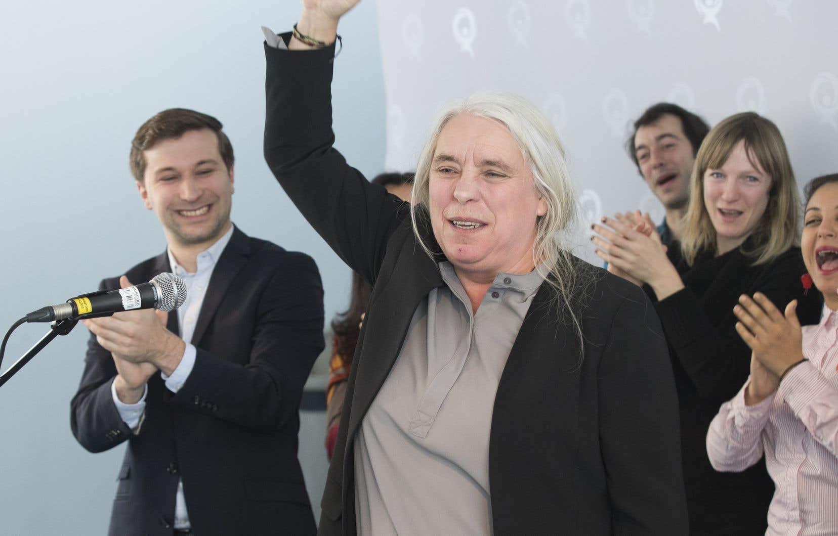 Le programme électoral de Québec solidaire prévoit que le processus d'accession à l'indépendance sera enclenché dès l'accession de ce parti au pouvoir, souligne l'auteur.