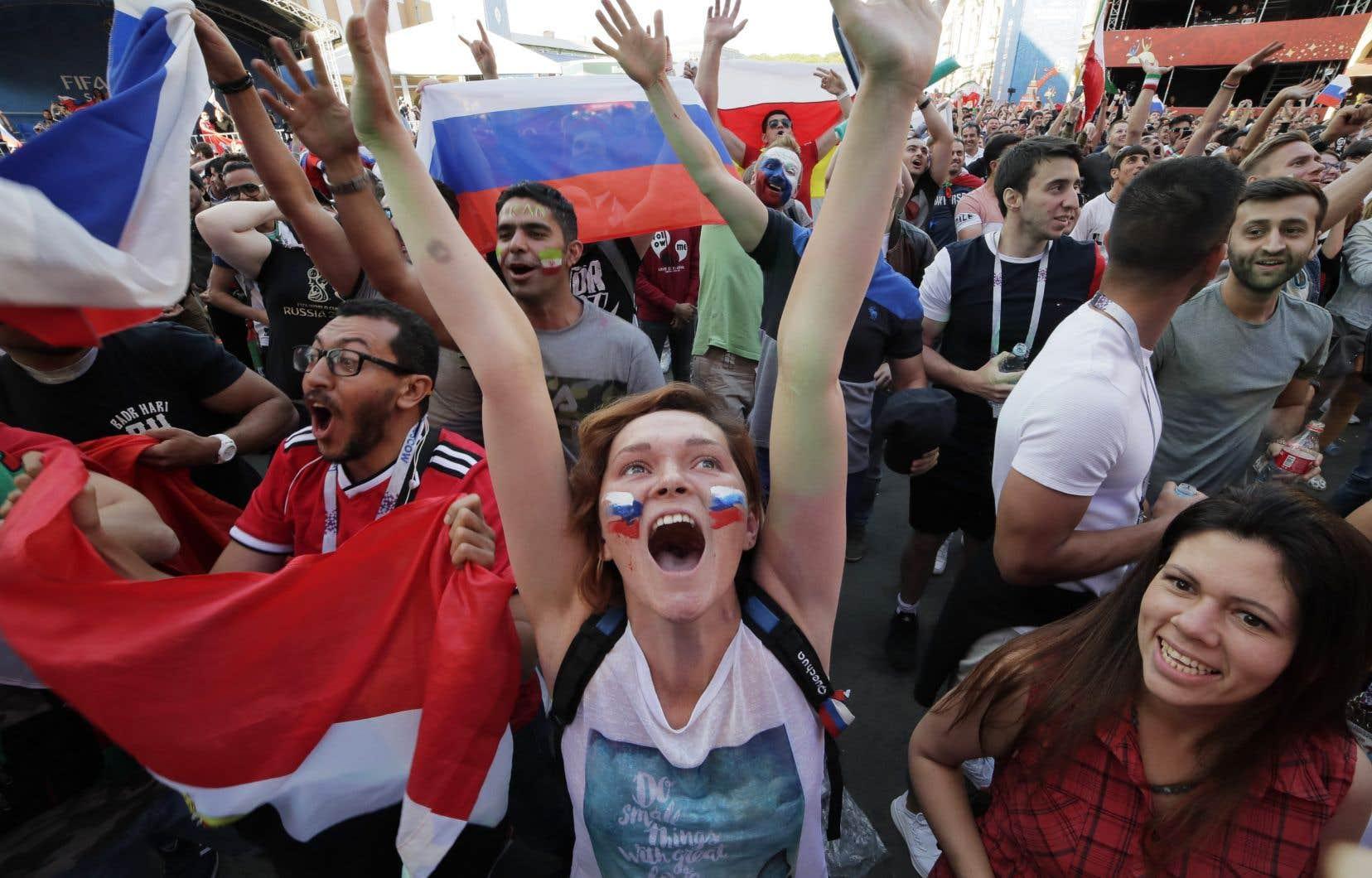 Il s'agit de la première victoire de la Russie à la Coupe du monde depuis 2002 après une séquence de sept matchs sans victoire.