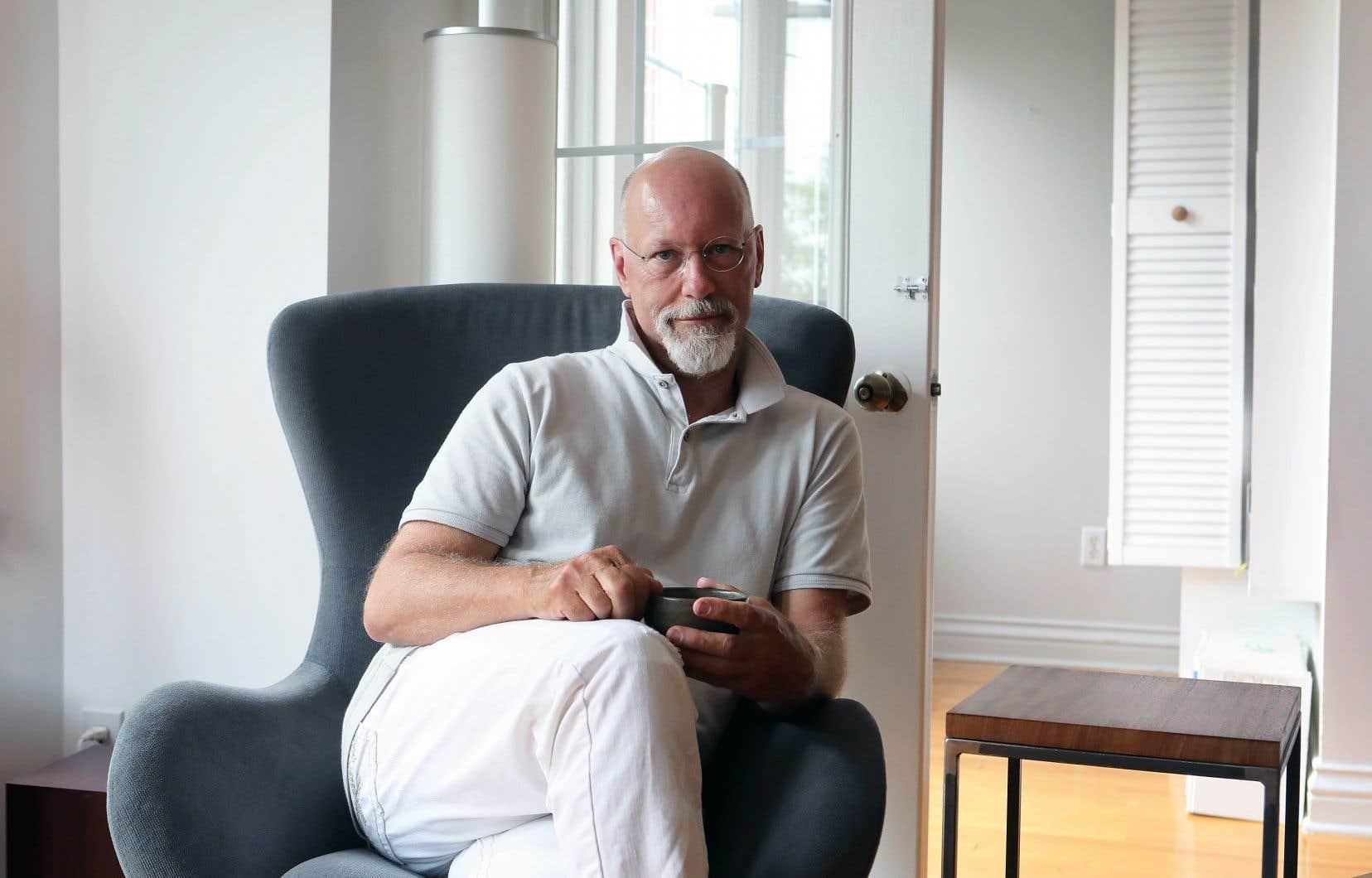 Le biologiste, artiste, éducateur et voyageur Daniel Lytwynuk