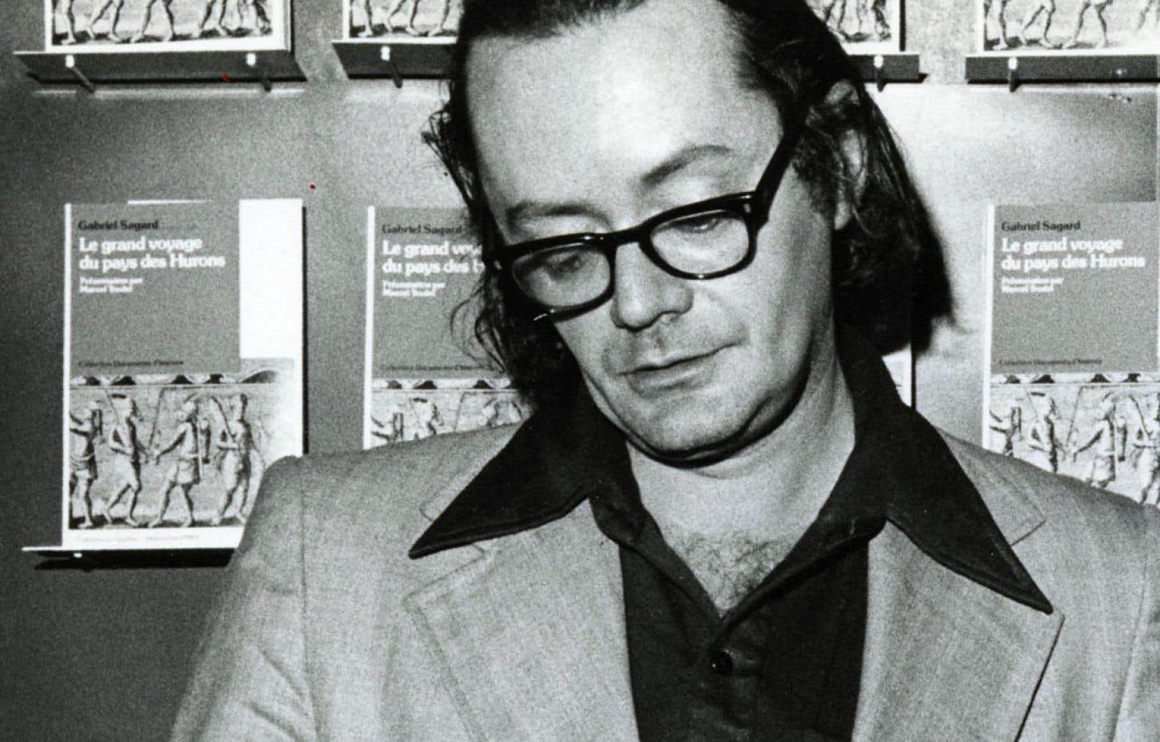 Robert Lahaise en 1976