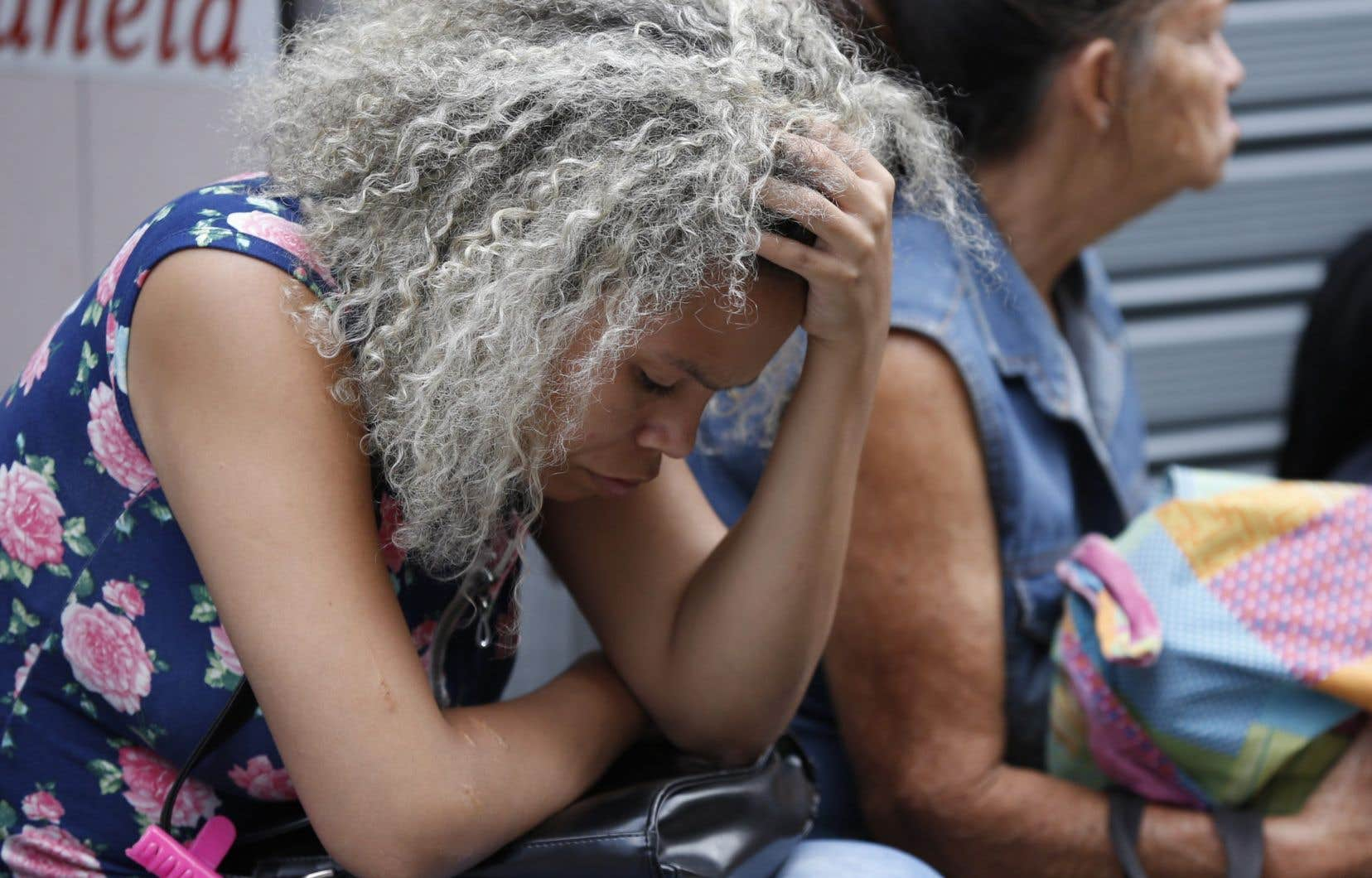 Une bagarre a éclaté samedi à l'aube dans un club de Caracas au Venezuela.