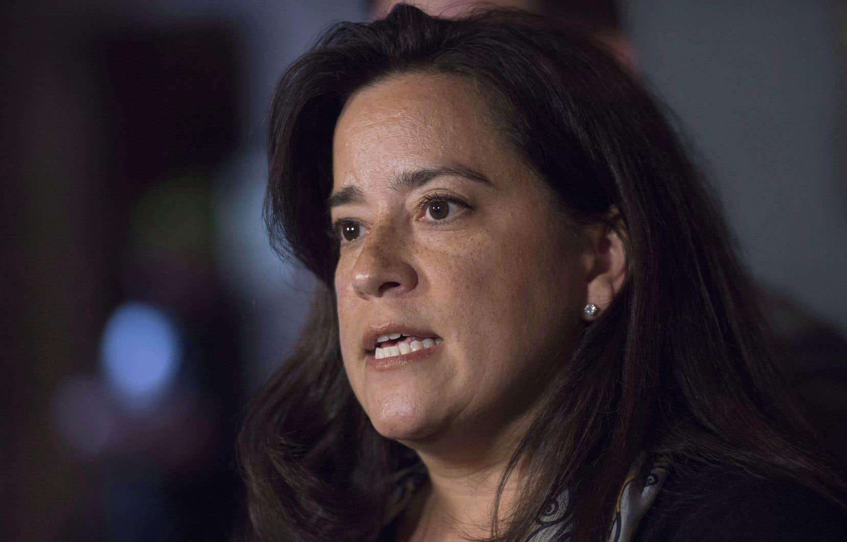 La ministre de la Justice, Jody Wilson-Raybould, a indiqué au Parlement qu'elle «rejette respectueusement» les amendements du Sénat sur les éthylotests aléatoires.