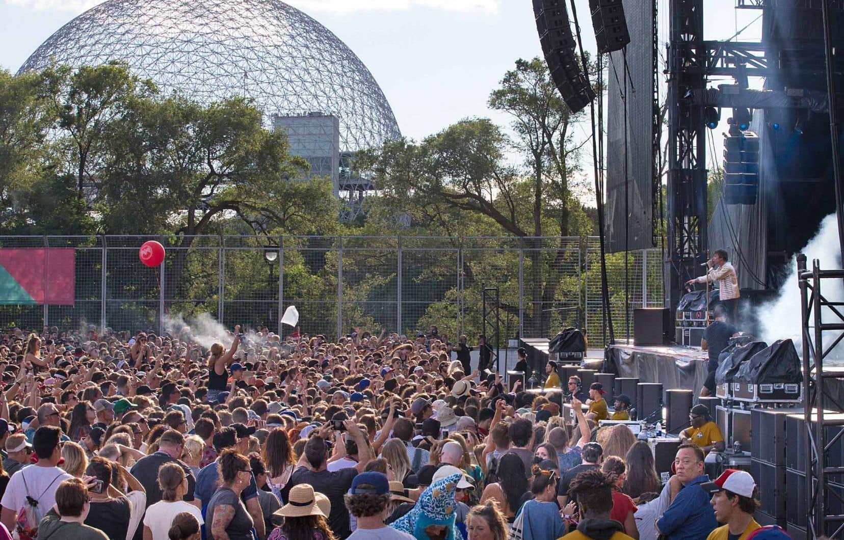 Les résidents de Saint-Lambert se plaignent depuis des années du bruit émanant des événements présentés au parc Jean-Drapeau.