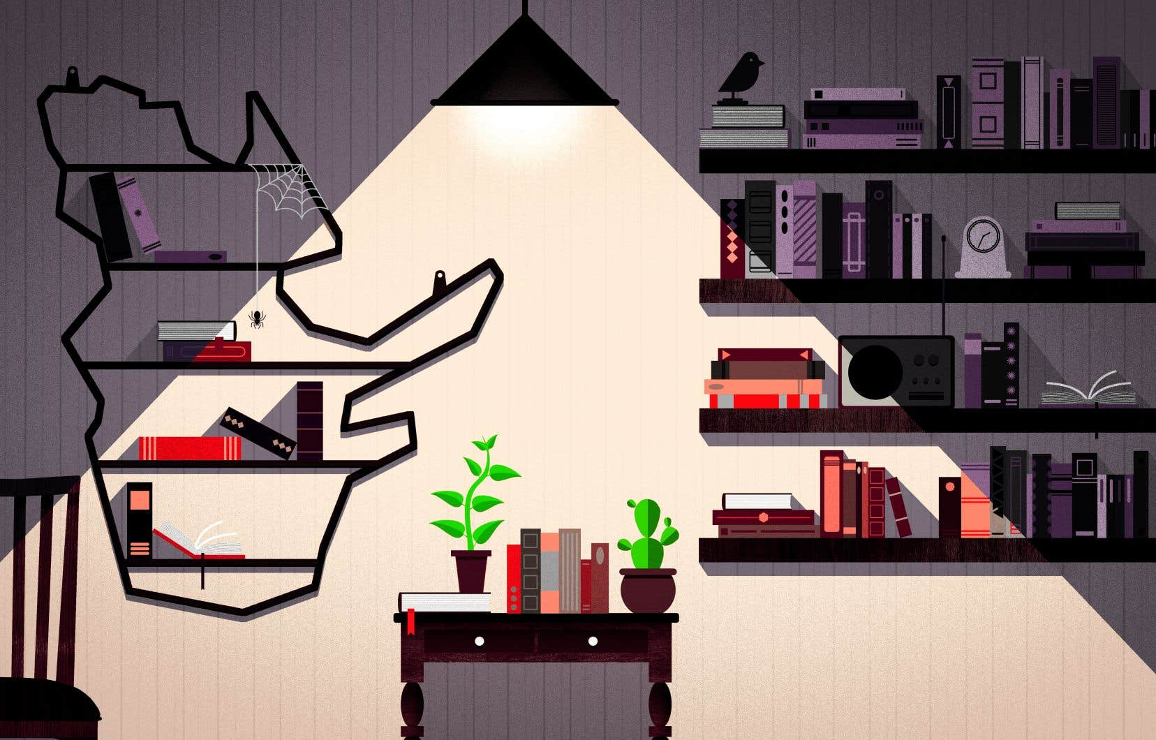 Au-delà des bons livres subissant un destin injuste, plusieurs bons livres ne demeureront que fiction, parce qu'ils n'ont tout simplement pas été écrits.