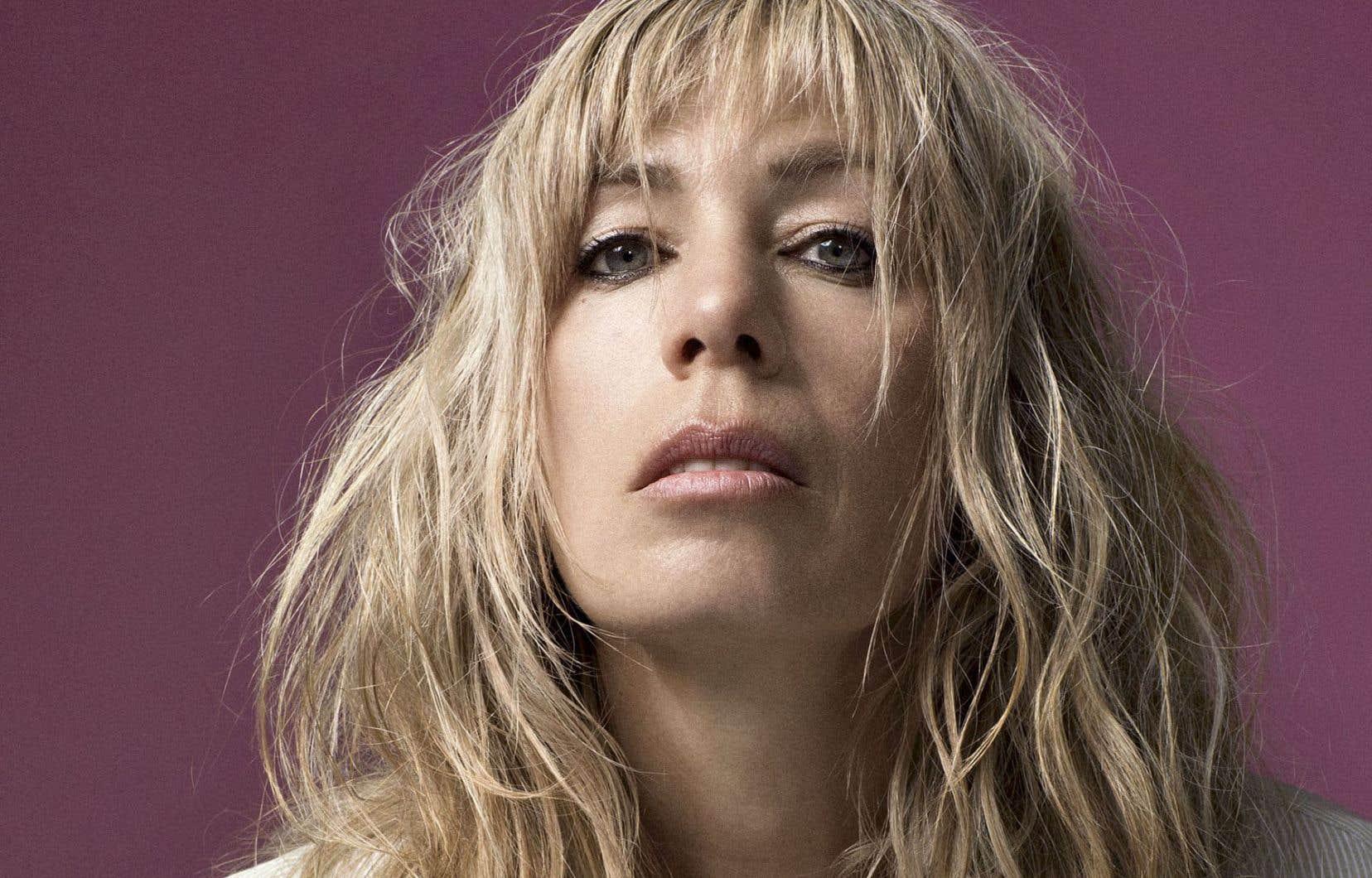 La comédienne Céline Bonnier tiendra le rôle de Patti Smith dans la pièce «Parce que la nuit».