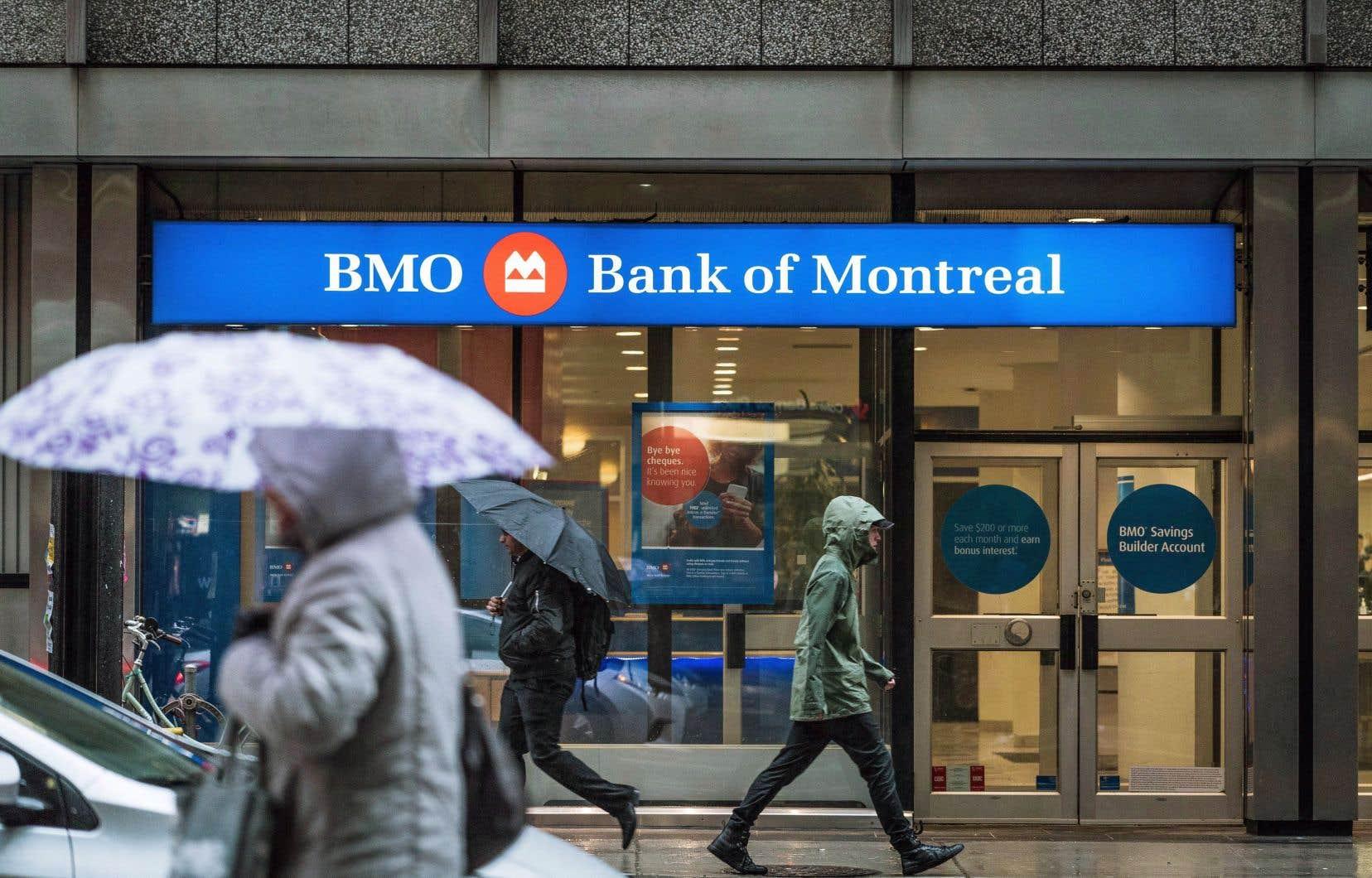 La Banque de Montréal a annoncé, à la fin du mois de mai, que des fraudeurs auraient mis la main sur les données personnelles de certains de ses clients.