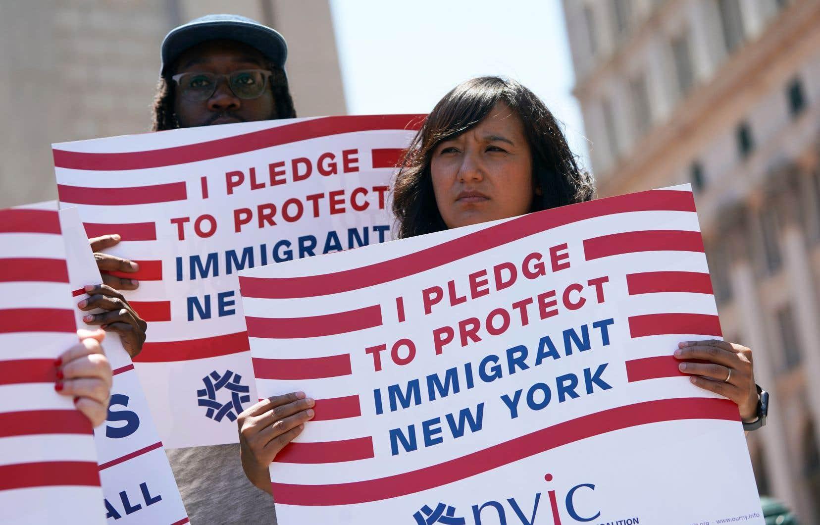 En vertu d'une politique de «tolérance zéro» envers l'immigration clandestine instaurée début mai, plus de 2300 mineurs ont été séparés de leurs parents qui ont franchi illégalement la frontière américaine.