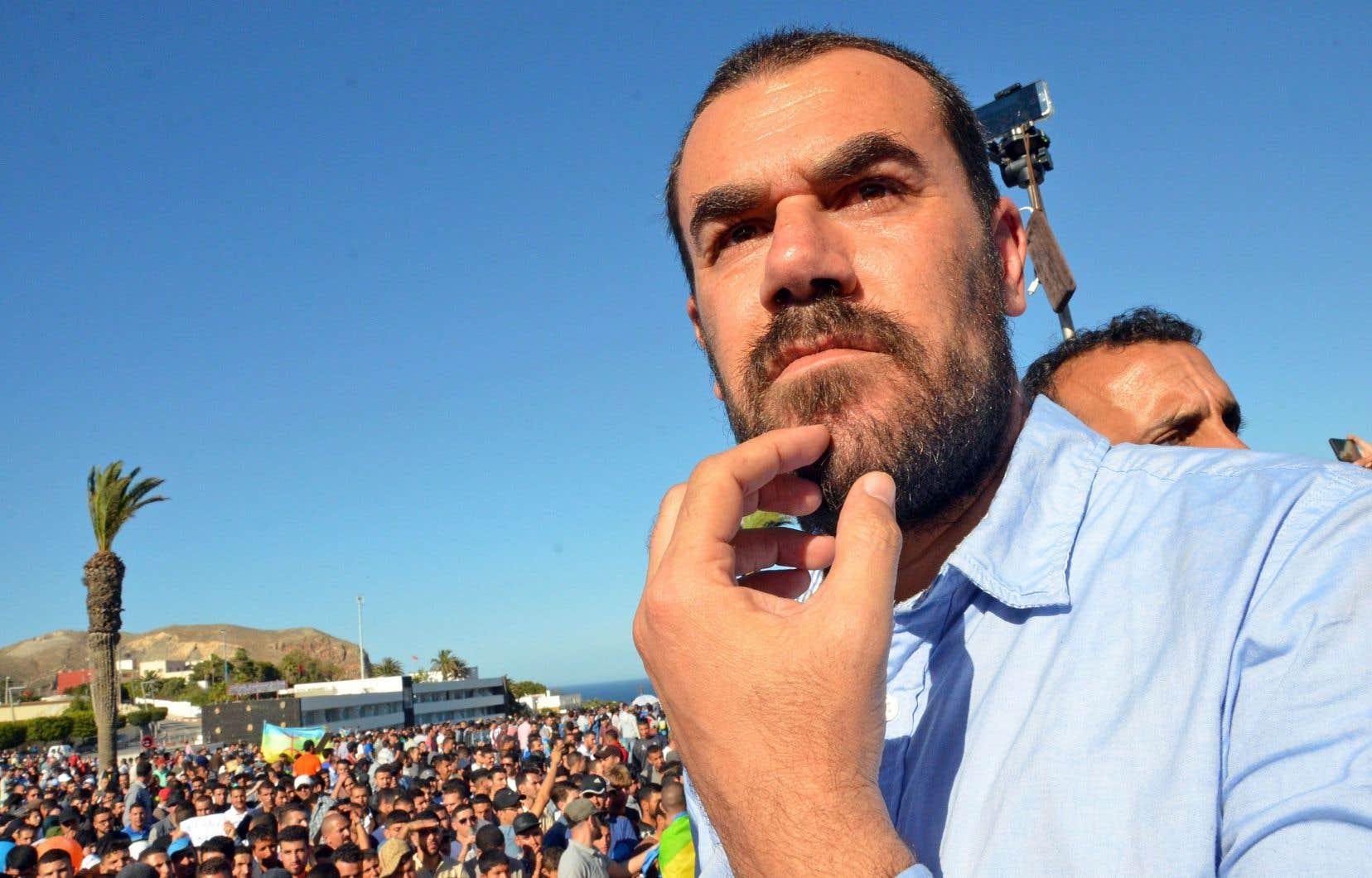 Nassef Zefzafi, un chômeur d'une quarantaine d'années, s'était rapidement imposé comme le visage de la contestation avec ses harangues publiques et ses attaques contre «l'État corrompu».