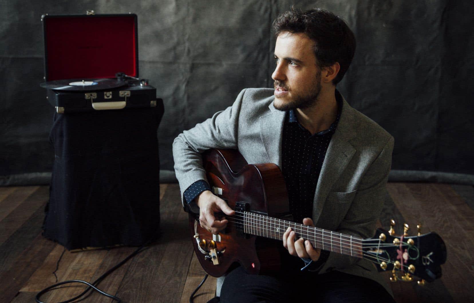 «Partout dans le monde on pouvait sentir ces turbulences, et ça a eu cette influence sur mon projet», explique le guitariste israélien Gilad Hekselman.