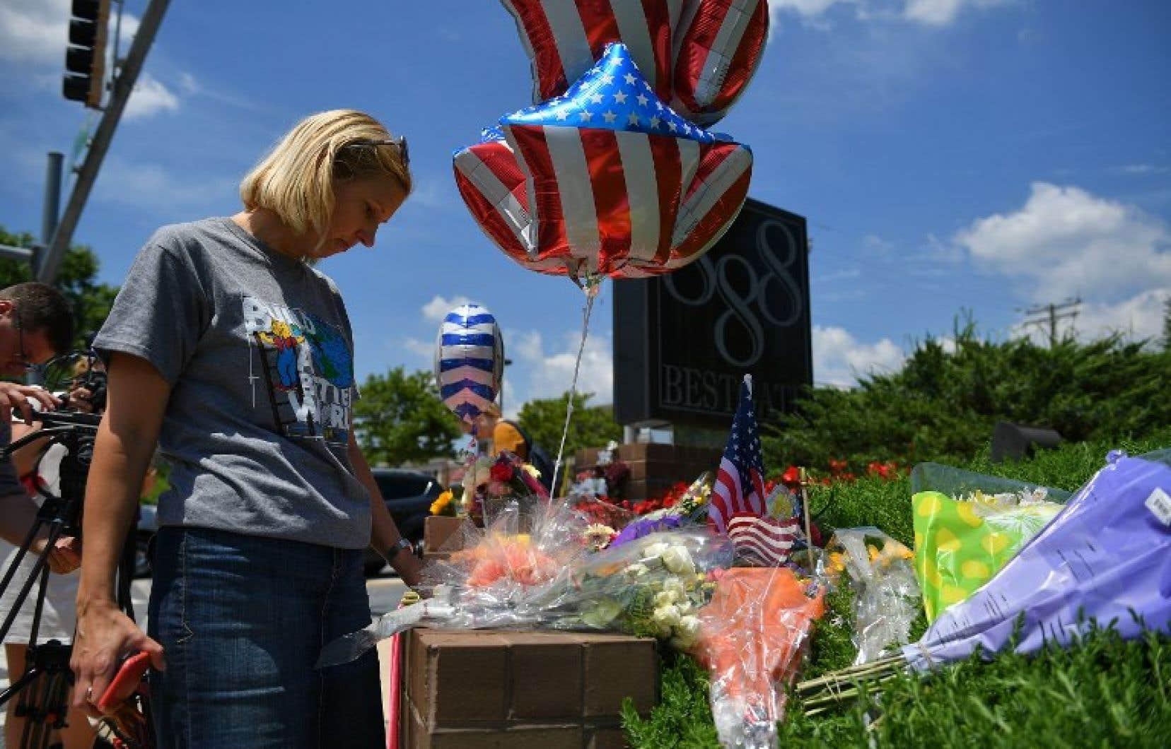 Christine Feldmann connaissait plusieurs victimes car elle était régulièrement en contact avec les salariés du quotidien dans le cadre d'opérations de promotion.