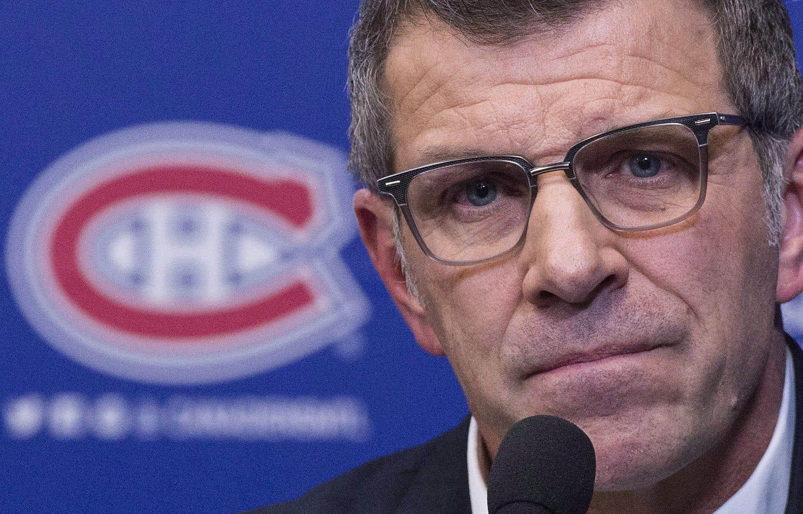 Marc Bergevina déclaré qu'il avait confiance en l'avenir de l'équipe et que l'objectif général du Canadien était de se battre pour une place dans les séries éliminatoires la saison prochaine.