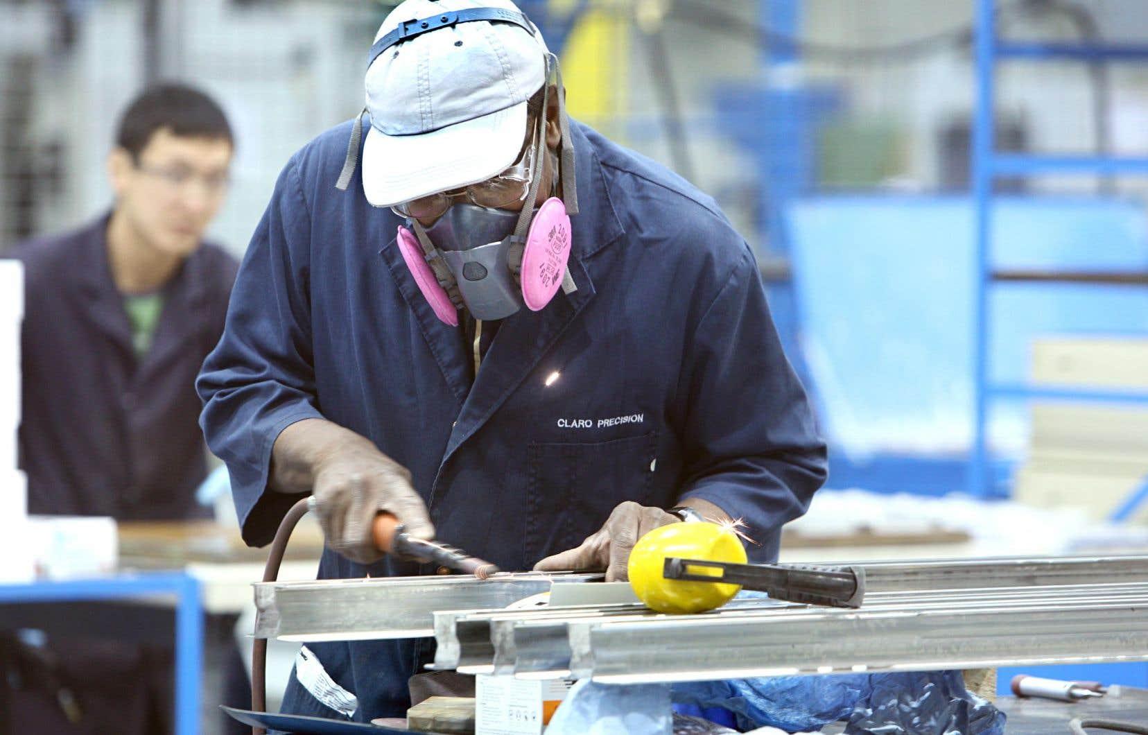 La présence de la population immigrante dans l'emploi total est passée de 11% en 2006 à 16% en 2017.