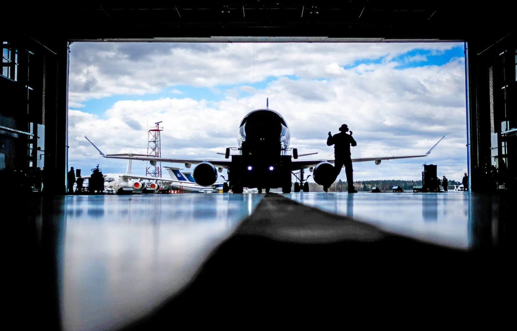 L'avionneur brésilien Embraer est un grand concurrent de Bombardier, spécialisé notamment dans la fabrication d'avions commerciaux.