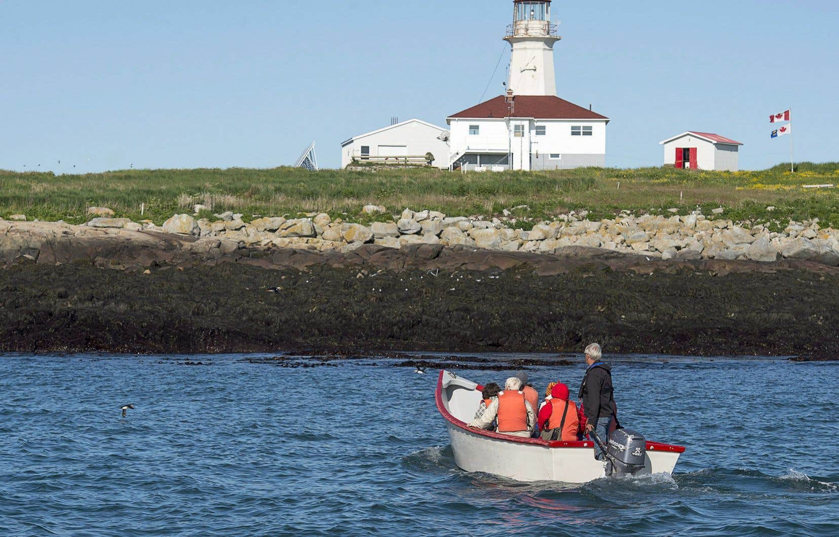 <p>L'incident s'est déroulé le 24juinau large de l'île Machias Seal,dont la souveraineté canadienne est contestée par Washington.</p>