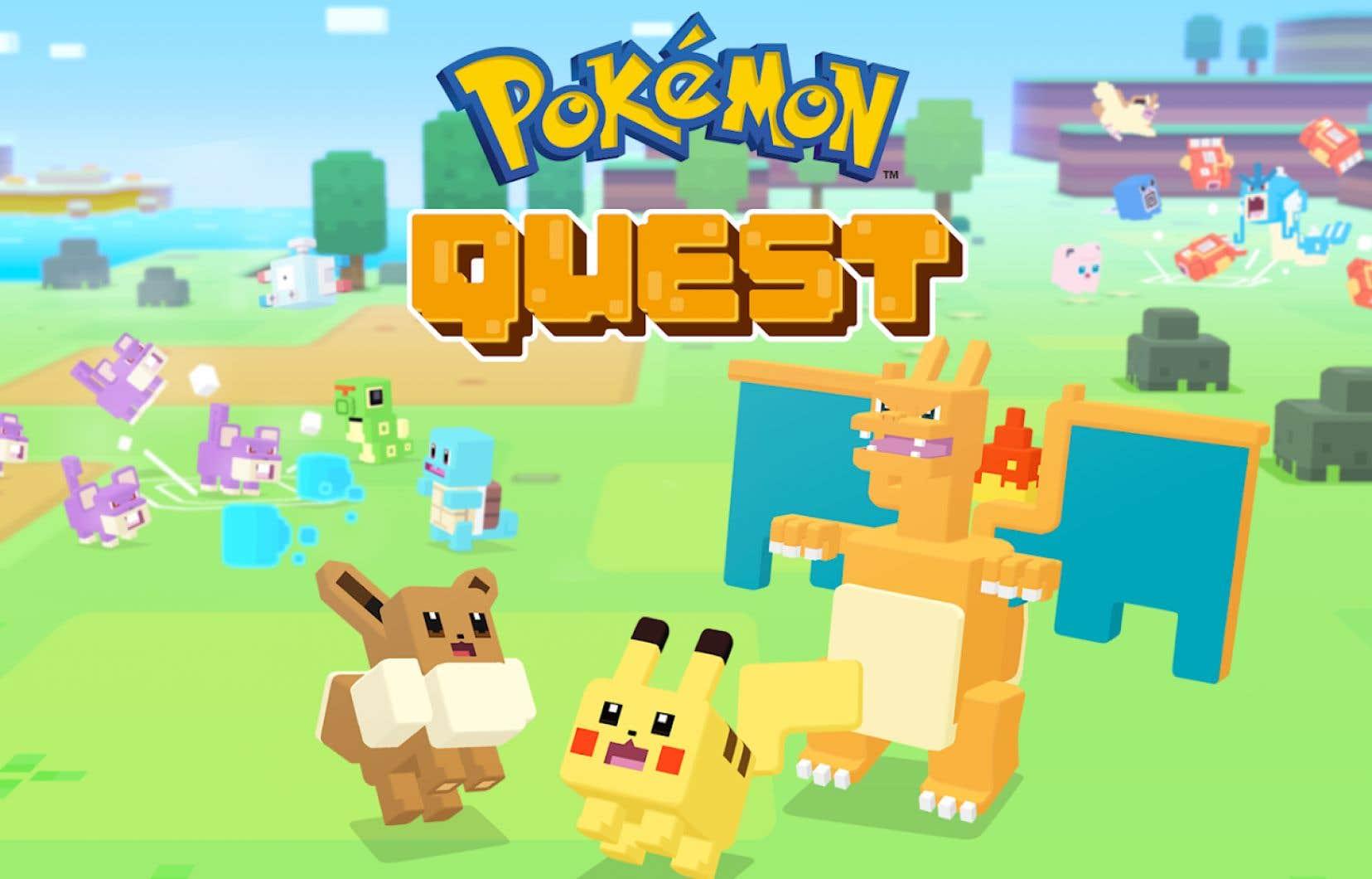 Ce jeu gratuit propose de mener plusieurs quêtes dans lesquelles nos Pokémons se battent contre d'autres créatures et de concocter des recettes pour attirer d'autres Pokémons dans notre équipe.