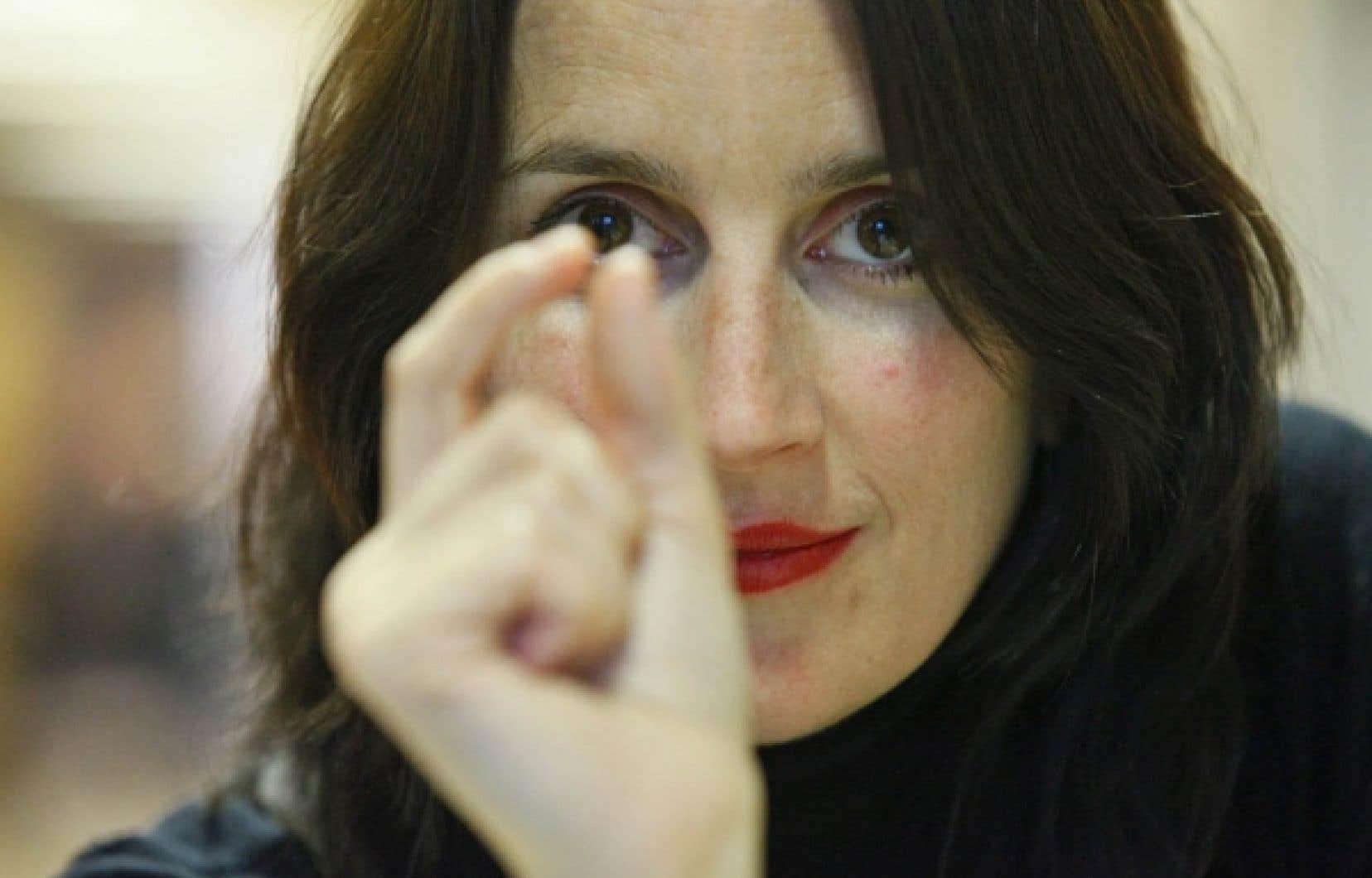 La sociologue Céline Lafontaine
