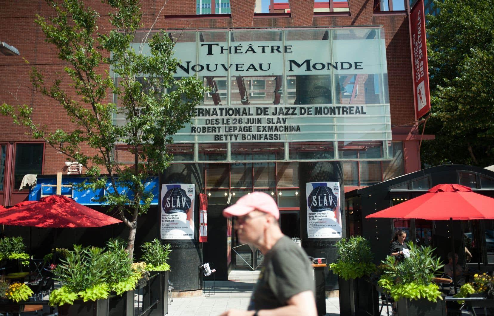 Le Festival international de jazz de Montréal a cédé à des protestataires qui estiment, au-delà de tous doutes, que Robert Lepage et Betty Bonifassi ont péché, se désole l'auteur.