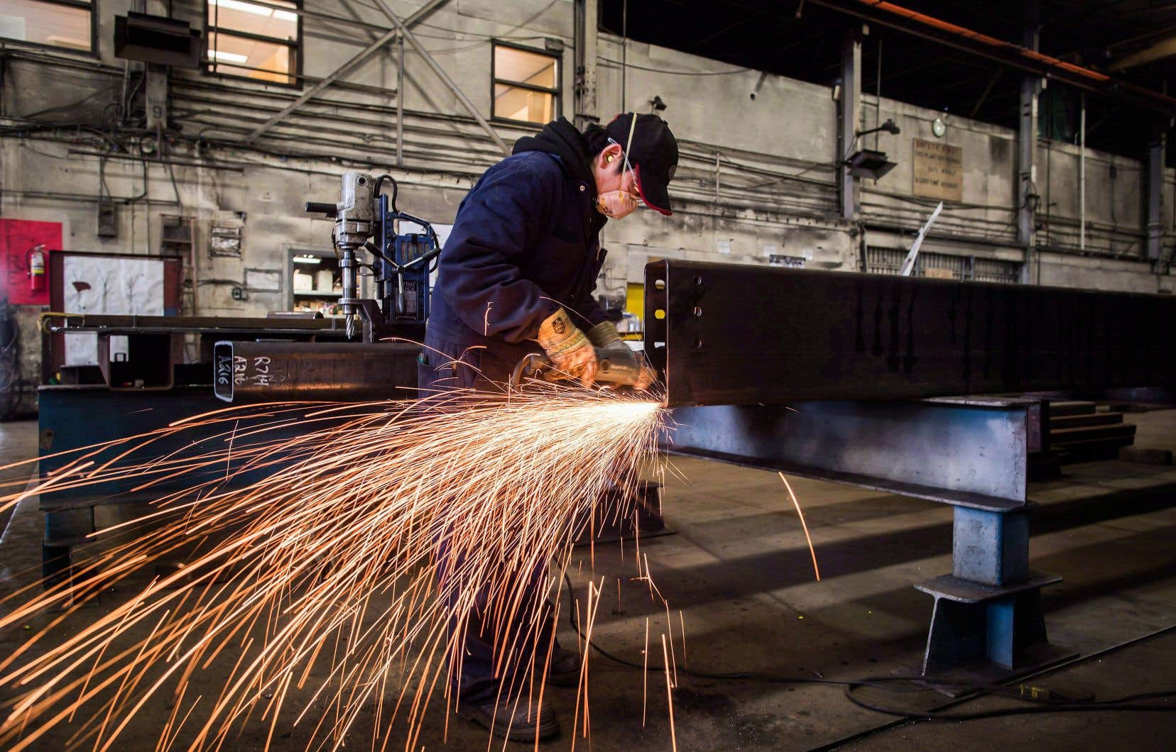 L'économie canadienne a créé 215000 emplois depuis juin 2017, ce qui représente un gain de 1,2%.