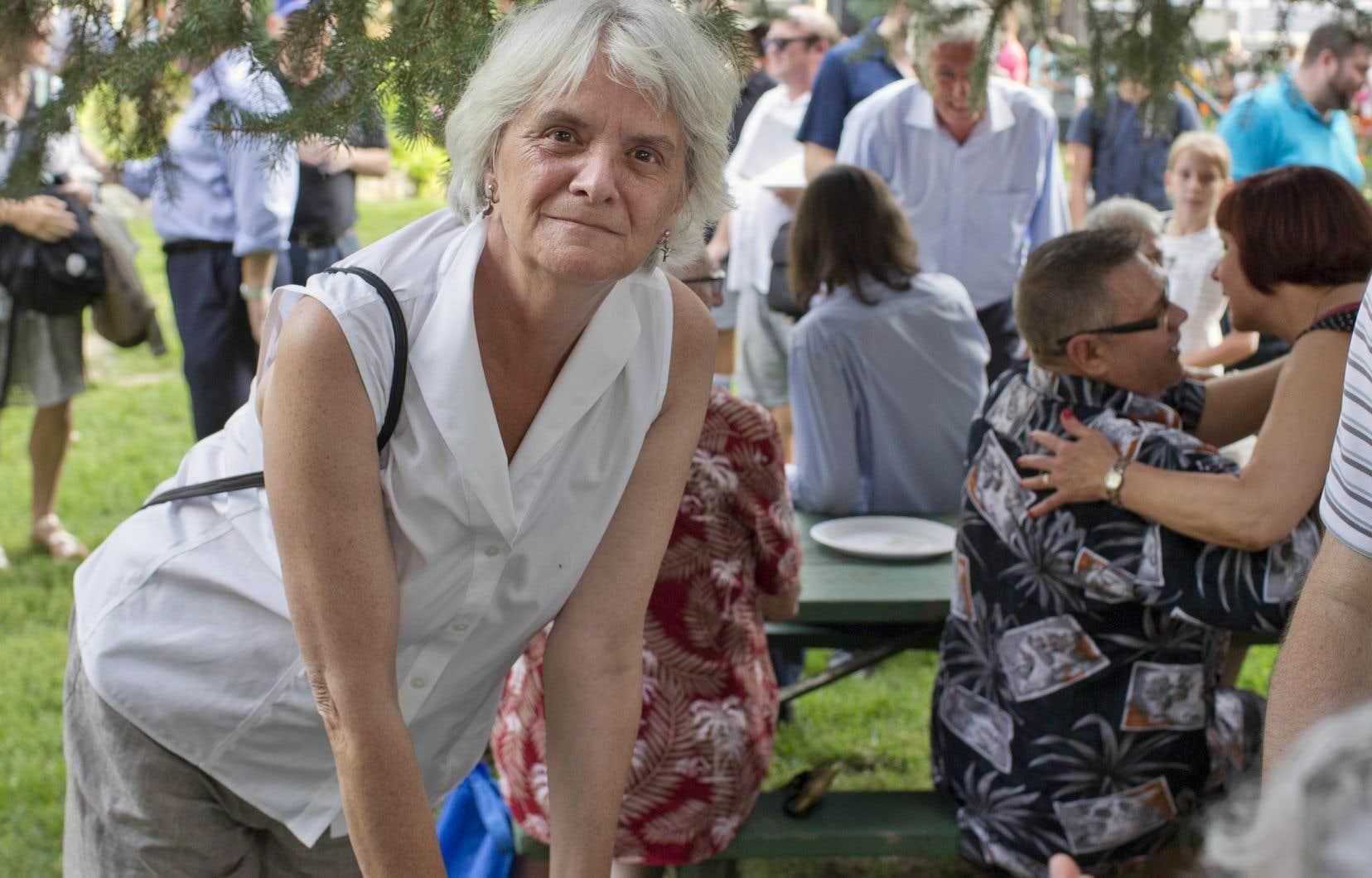 Hélène Laverdière ne sera pas candidate au prochain scrutin fédéral prévu à l'automne 2019.