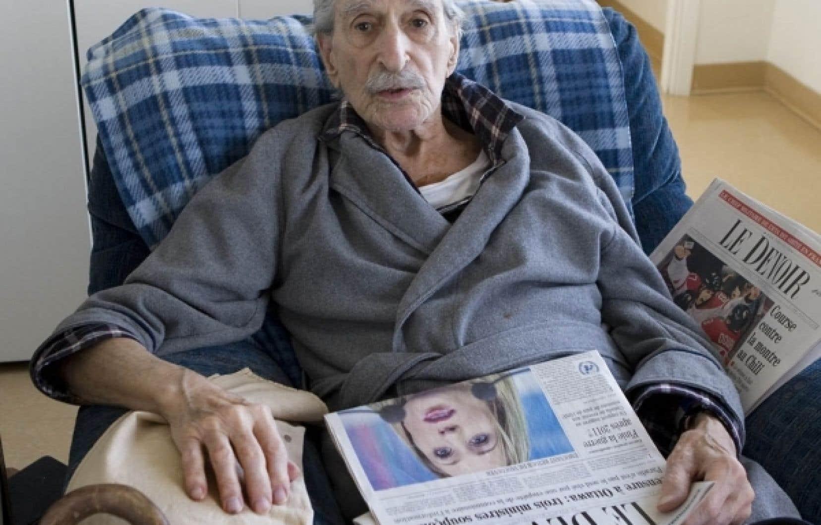 La photo la plus récente de Michel Chartrand