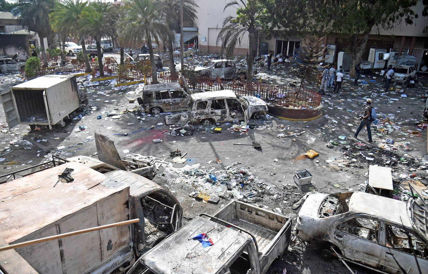 La décision du gouvernement haïtien d'augmenter le prix des carburants a déclenché de vives violences dans la capitale.