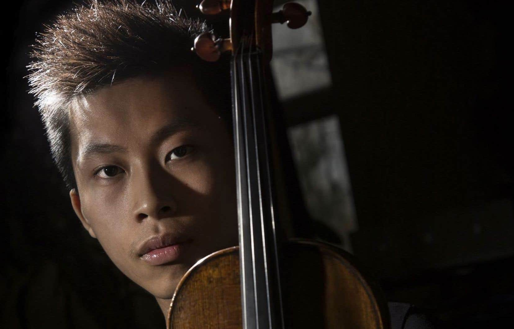 Le violoniste Kerson Leong a réussi la mutation si difficile du jeune prodige en artiste majeur.
