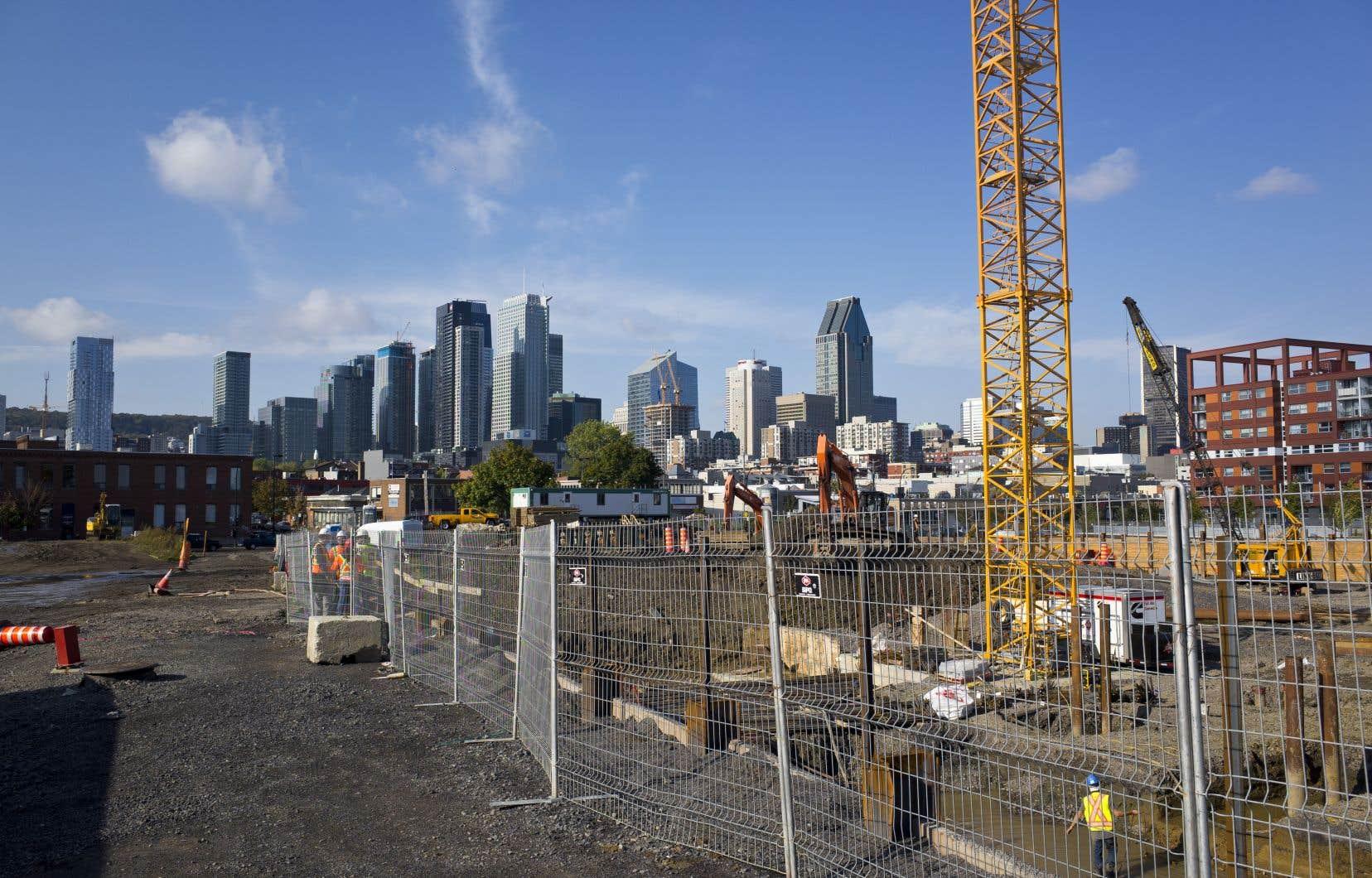 La construction résidentielle au Québec connaît un rythme soutenu, dans les segments du locatif et la copropriété.