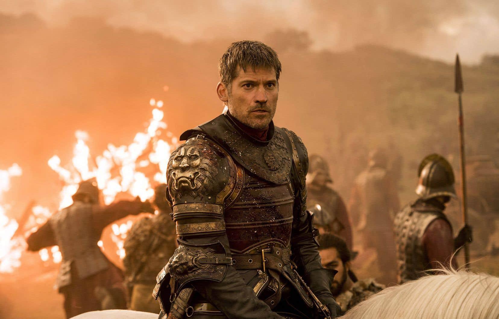 La série «Game of Thrones», qui ne s'était pas qualifiée l'an dernier, est nommée 22 fois aux Emmys cette année.