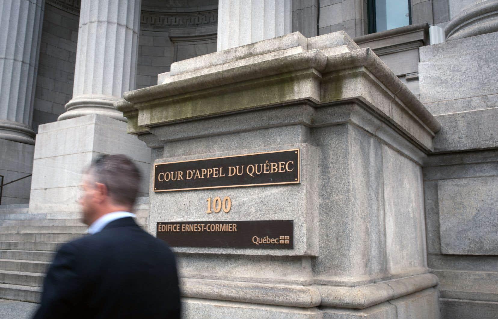 Les faits reprochés au juge Bradley remontent au mois de janvier 2016, lors d'une audition en division des petites créances.