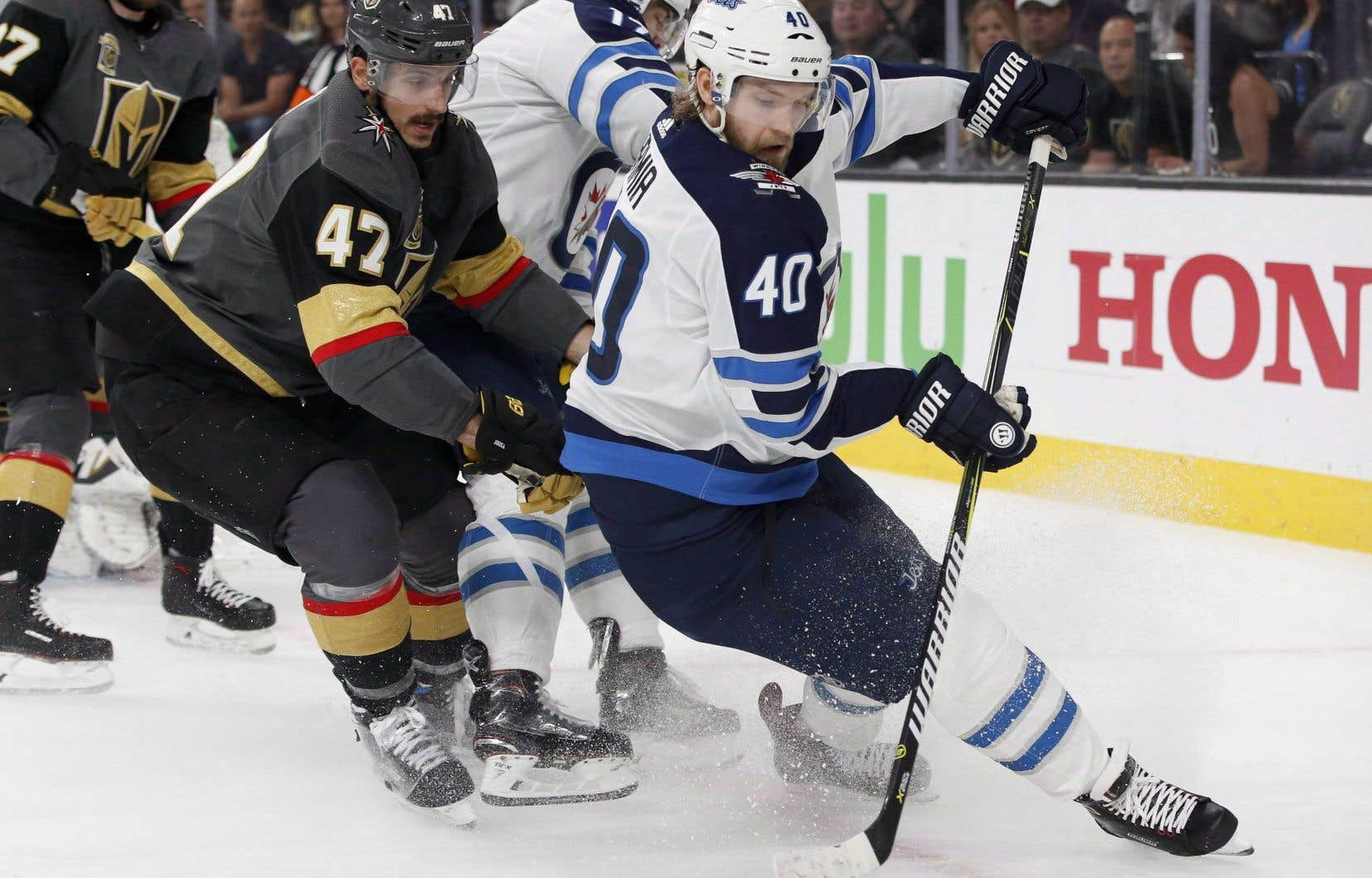 Joel Armia est un vétéran de quatre saisons dans la Ligue nationale de hockey.