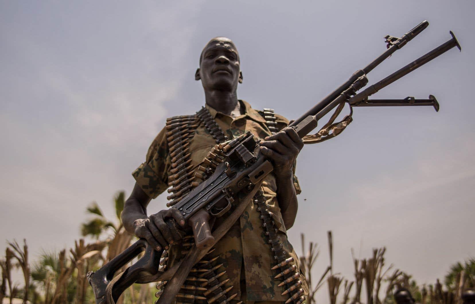 En près de cinq ans de conflit, les tractations diplomatiques n'ont pas réussi à mettre un terme à la guerre civile au Soudan du Sud.