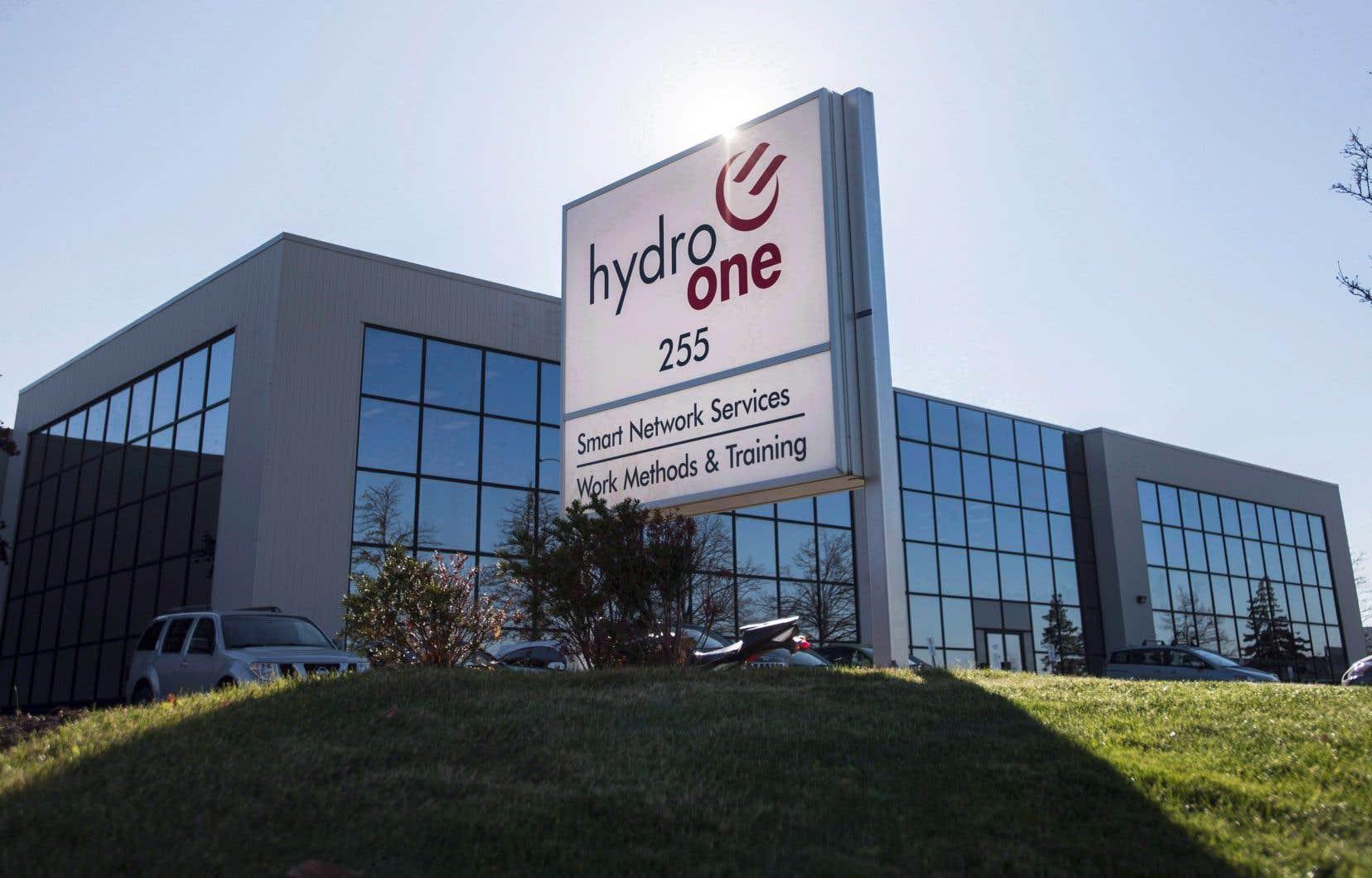 Les 14 membres du conseil d'administration de Hydro One ont démissionné la semaine dernière.