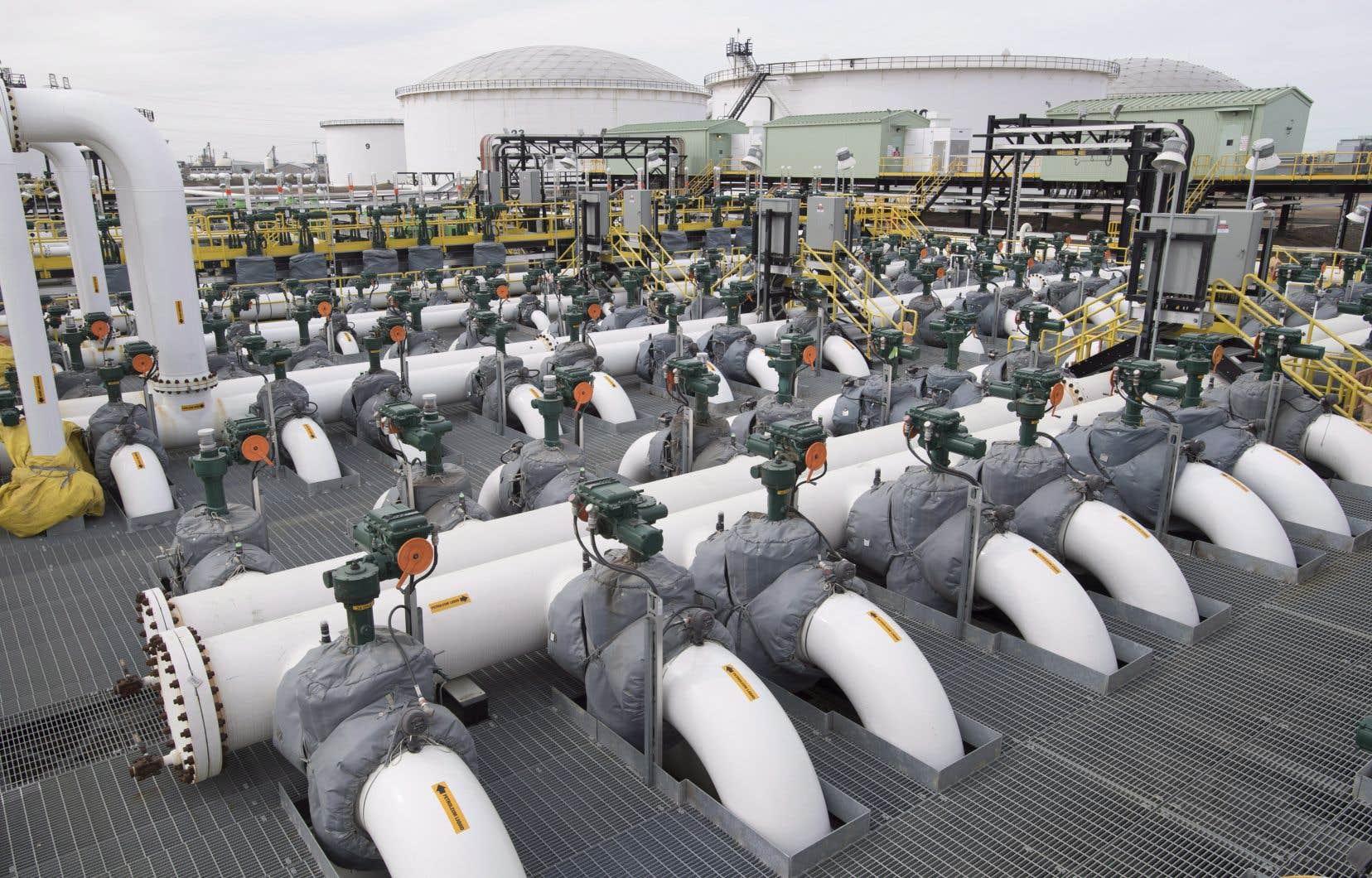 Le projet Trans Mountain de la pétrolière texane Kinder Morgan vise à accroître la capacité quotidienne de l'oléoduc de 300000 barils à 890000 barils.