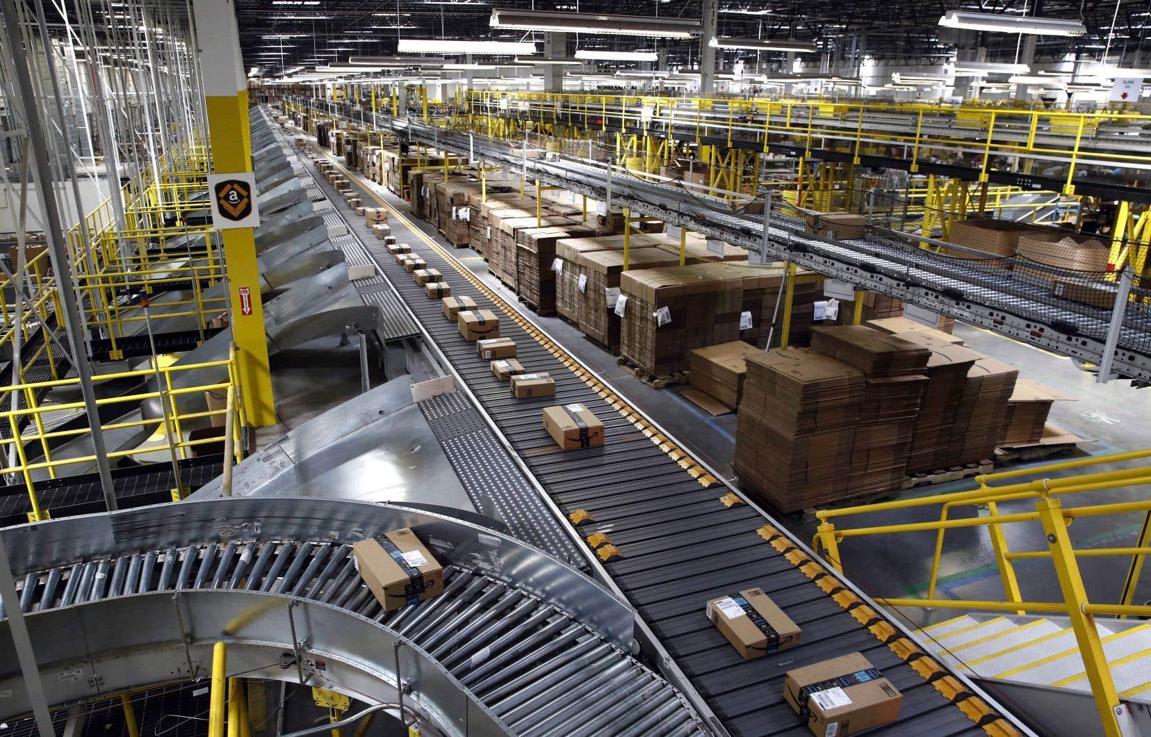Les premières heures de la journée promotionnelle d'Amazon, baptisée «Prime Day», ont été marquées lundi par des bogues informatiques qui ont duré plusieurs heures.
