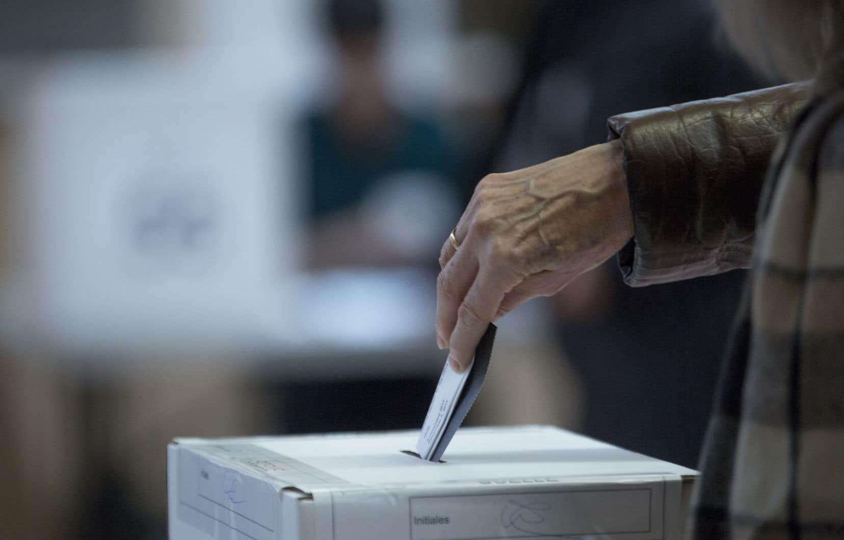 La période électorale s'échelonne, au plus tard, du 30août au 1eroctobre — jour du scrutin. Seules les dépenses effectuées dans cette plage de temps sont réglementées.