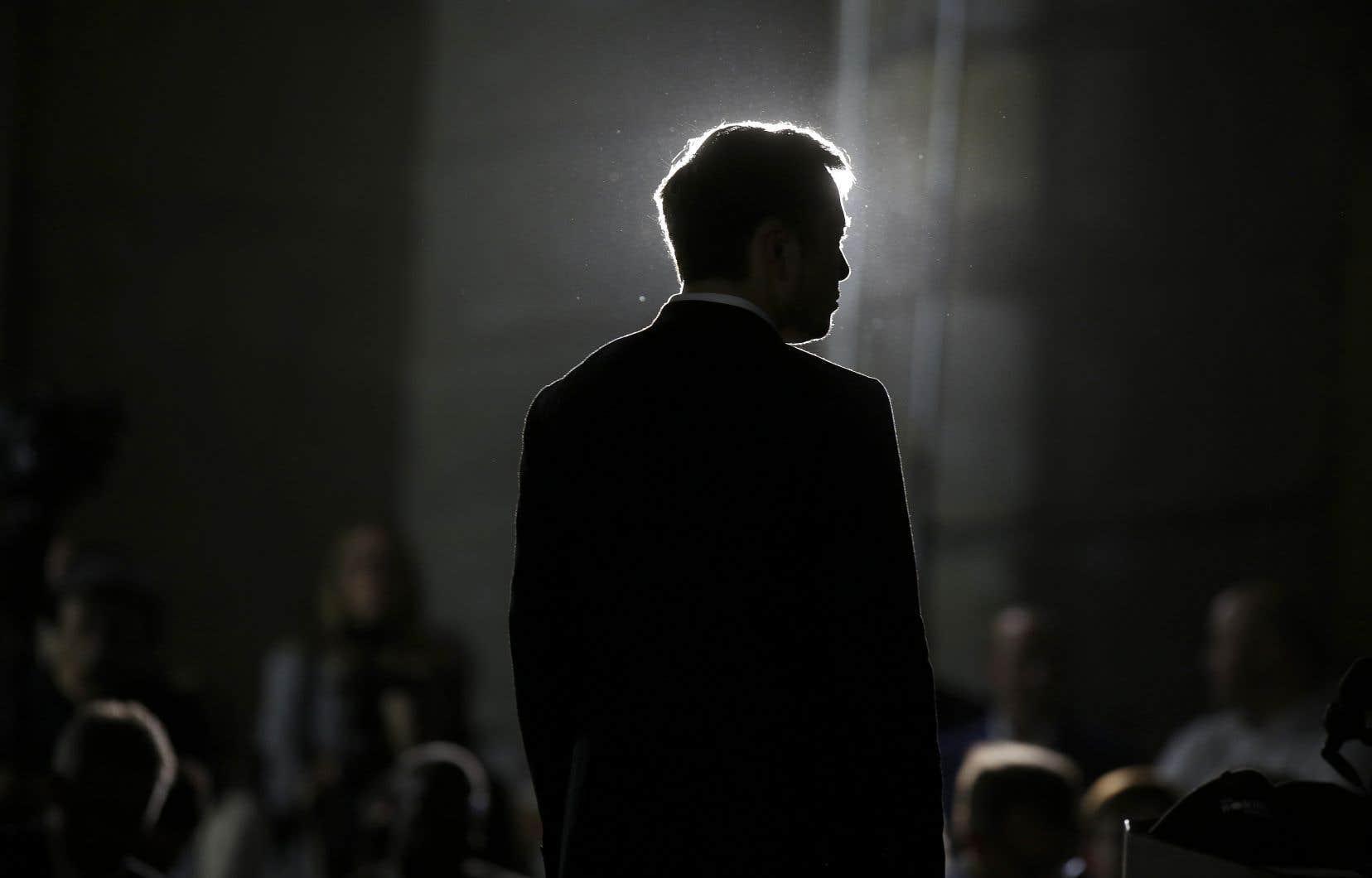Elon Musk, président-directeur général du fabricant automobile Tesla